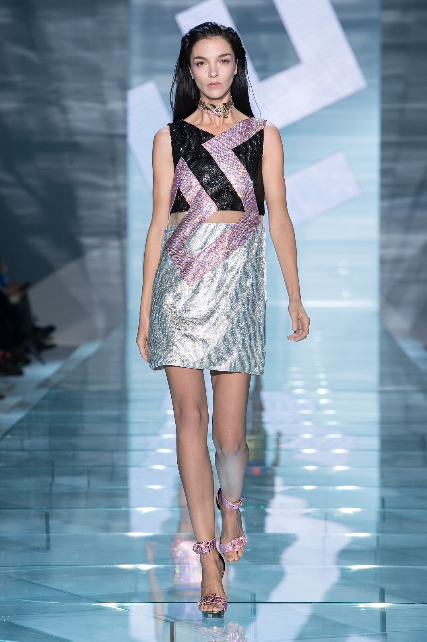 2015 Versace Summer Runway