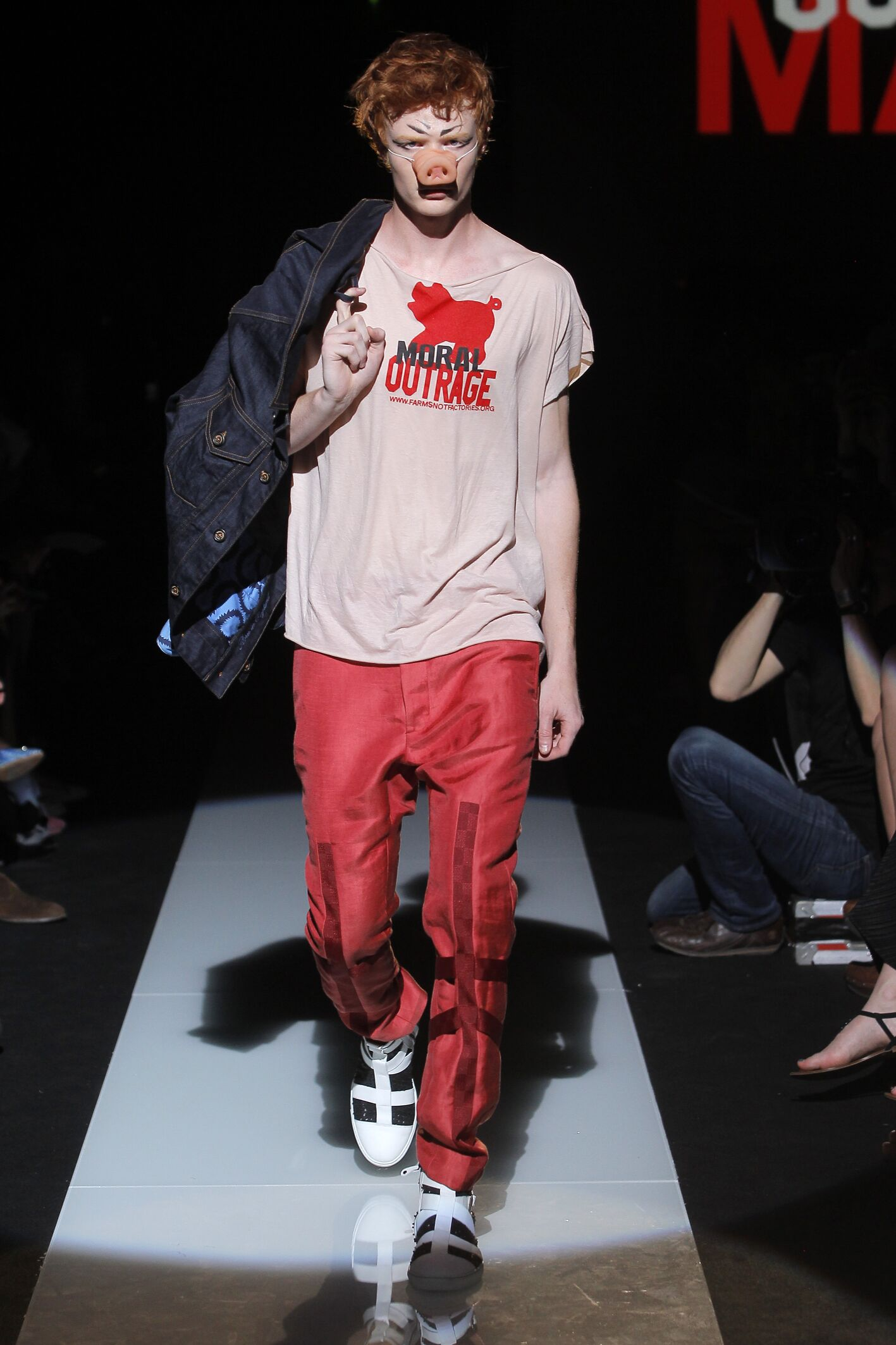2015 Vivienne Westwood Spring Summer