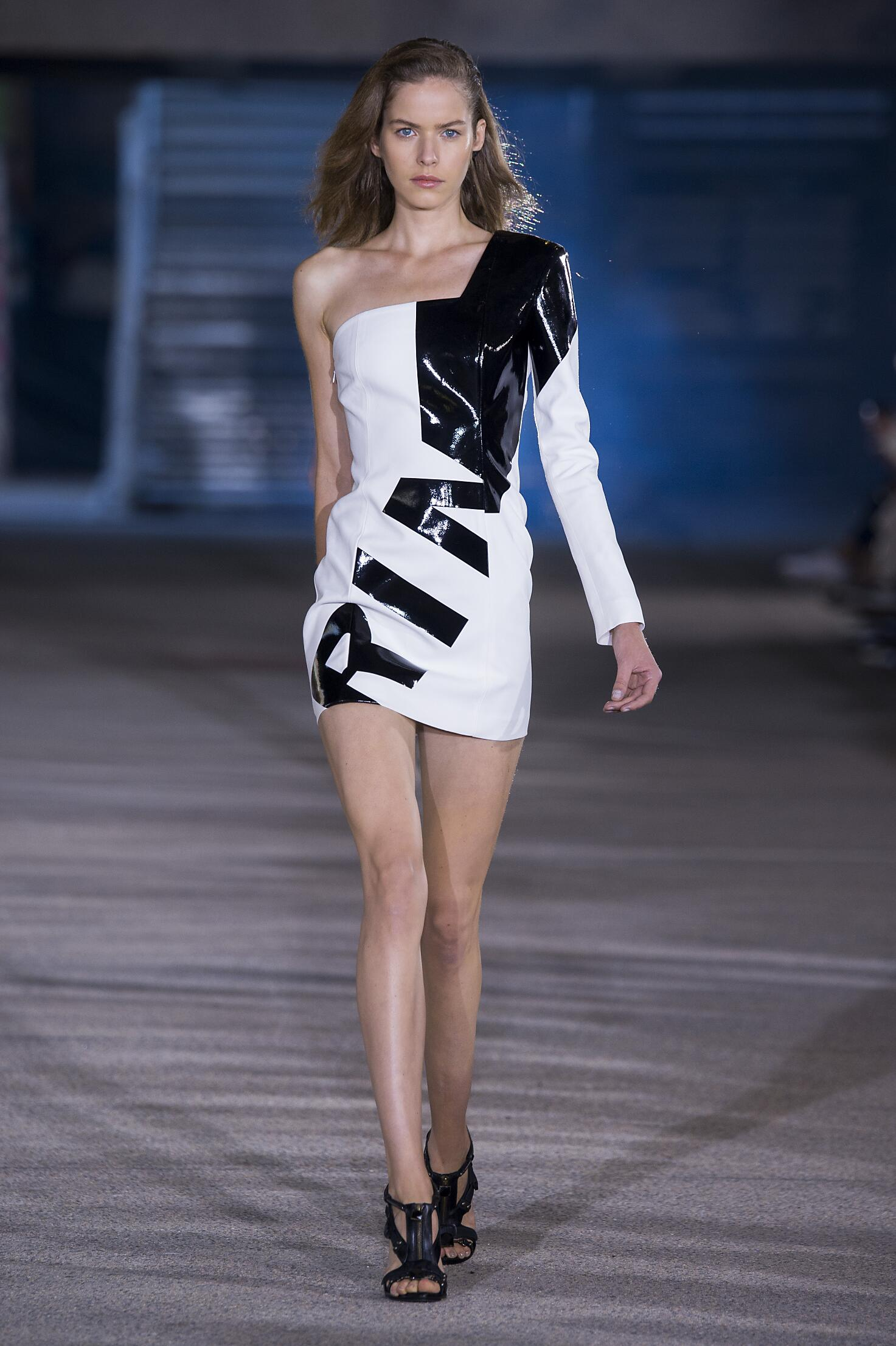 2015 Woman Style Anthony Vaccarello