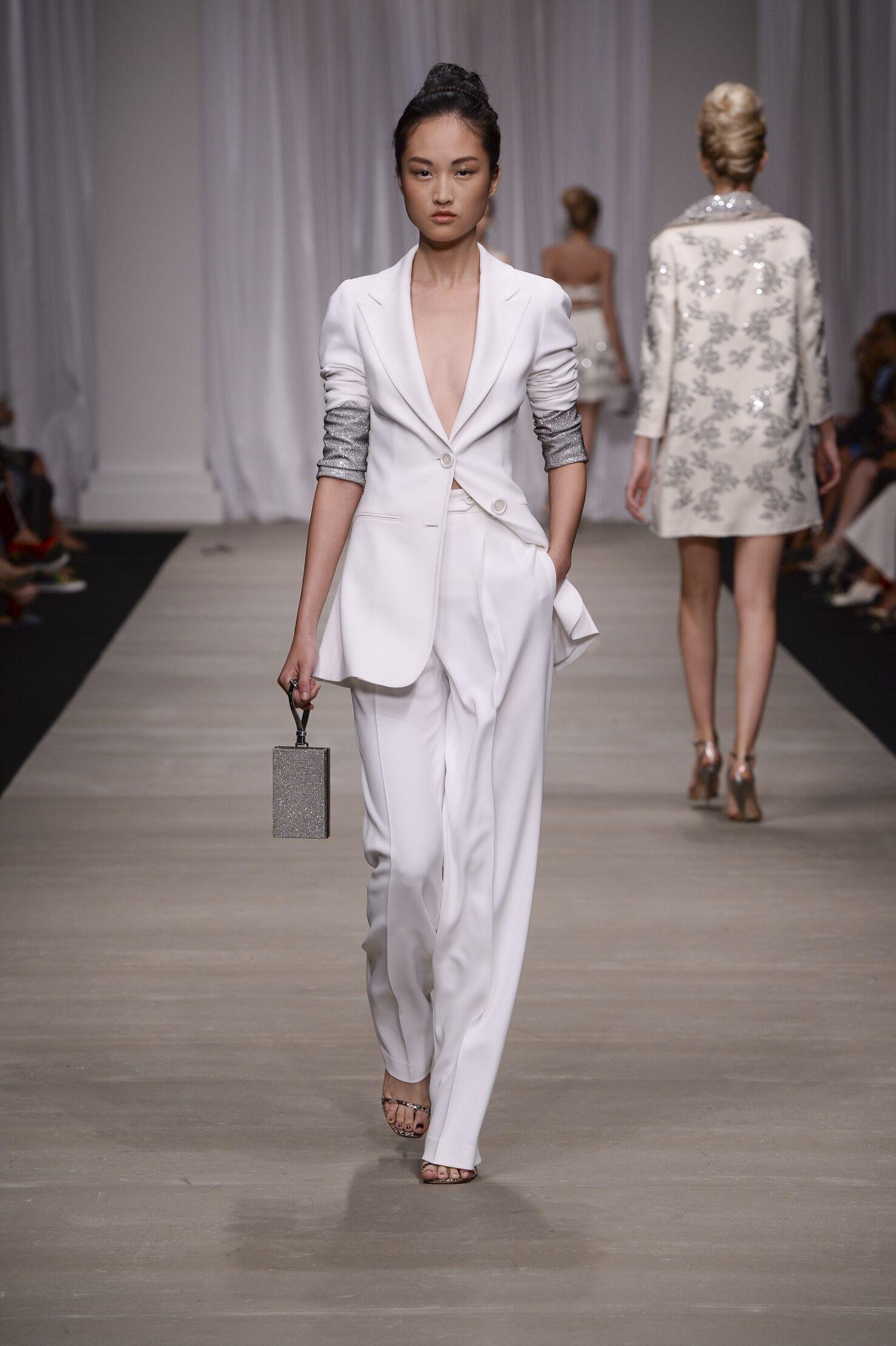 2015 Woman Style Ermanno Scervino