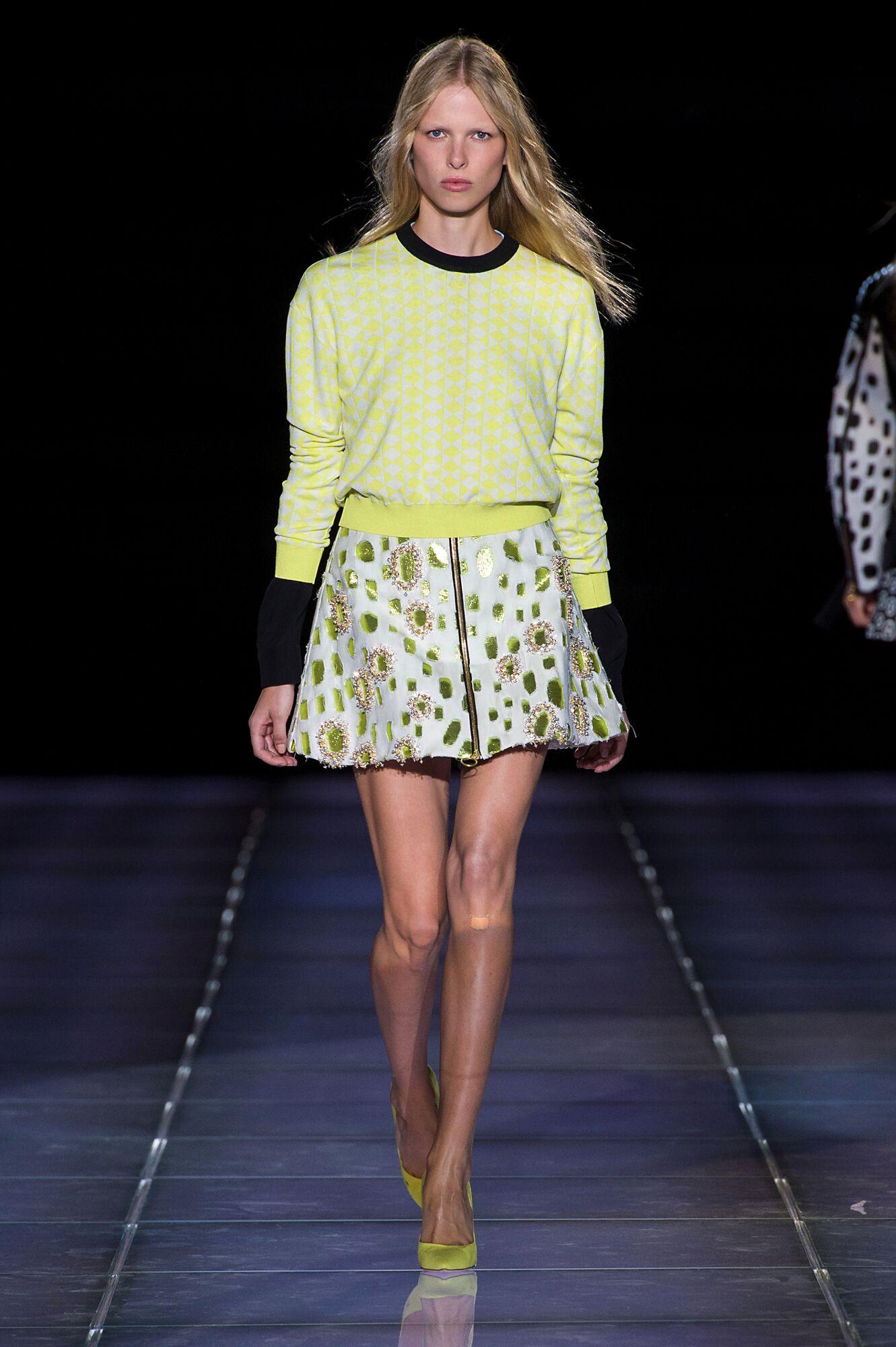 2015 Woman Style Fausto Puglisi