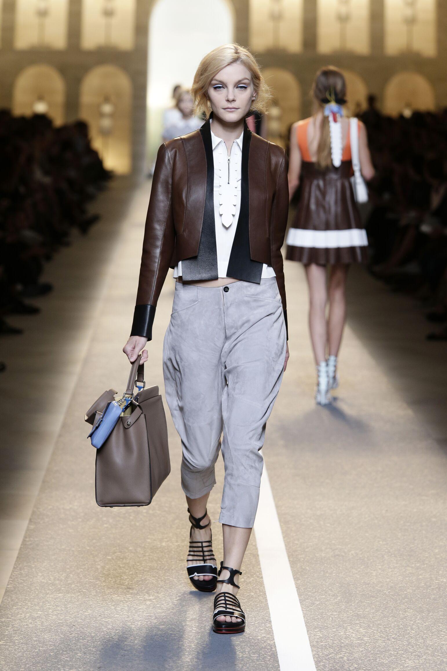 2015 Woman Style Fendi