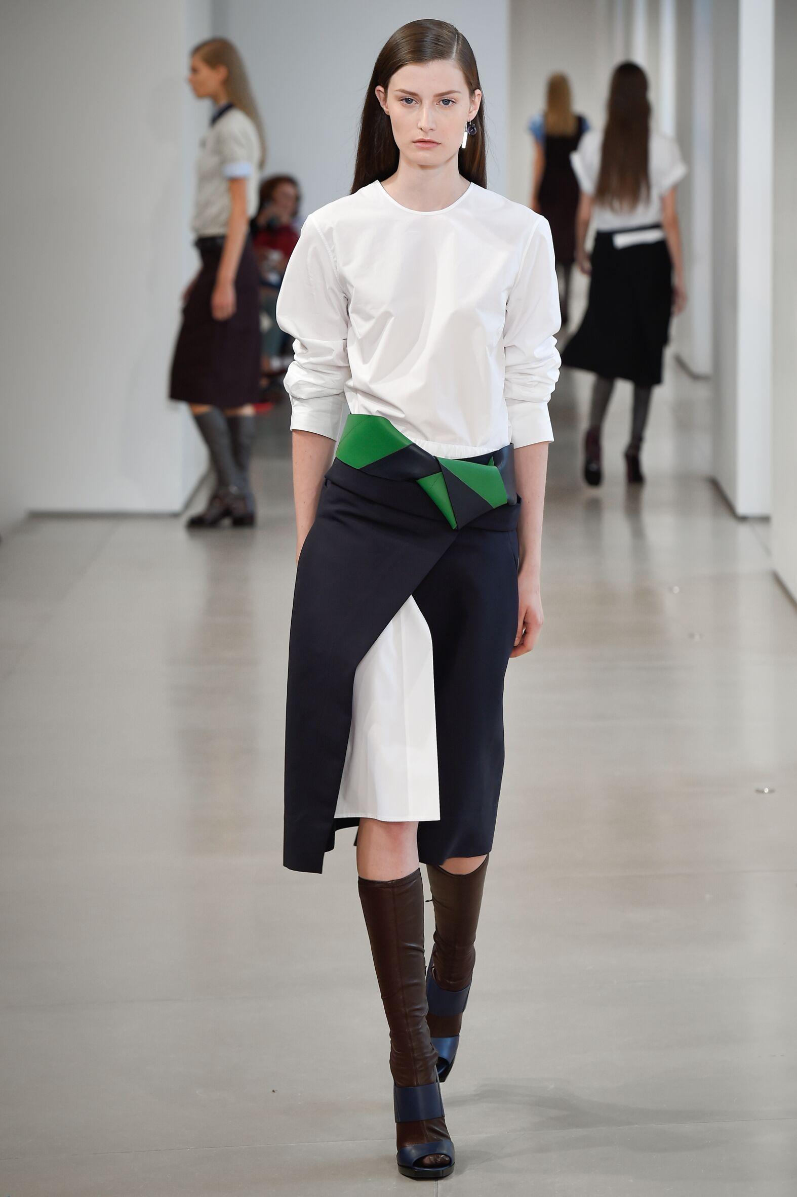 2015 Woman Style Jil Sander