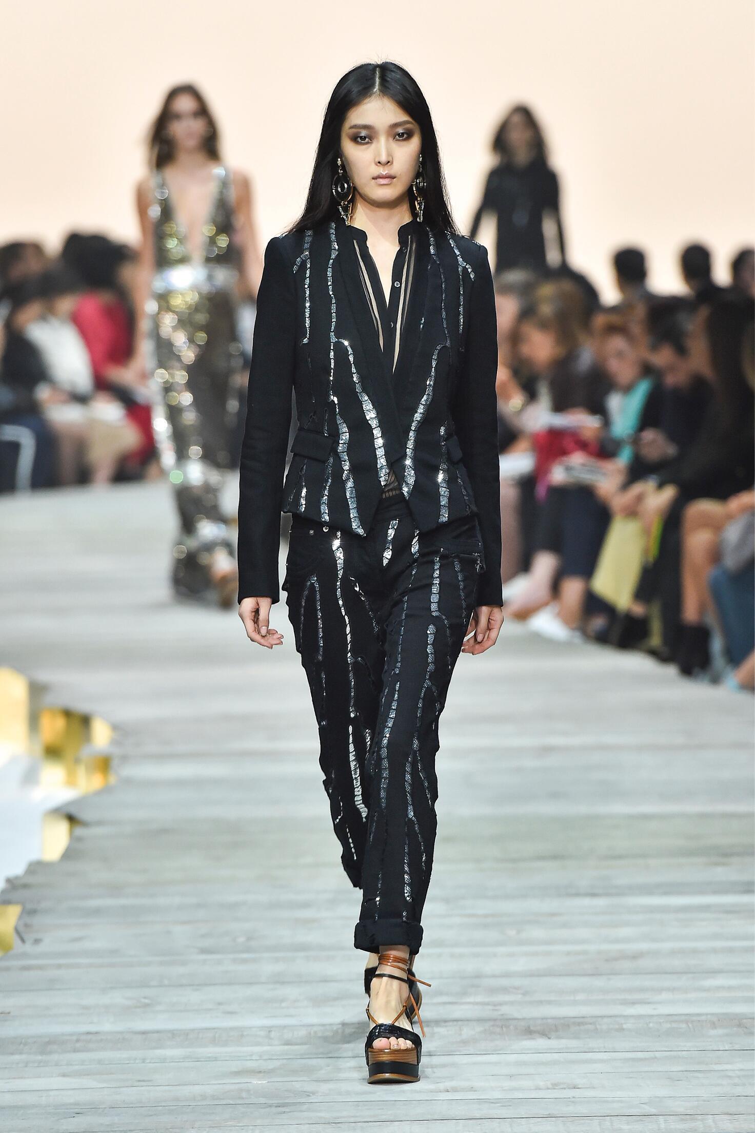 2015 Woman Style Roberto Cavalli