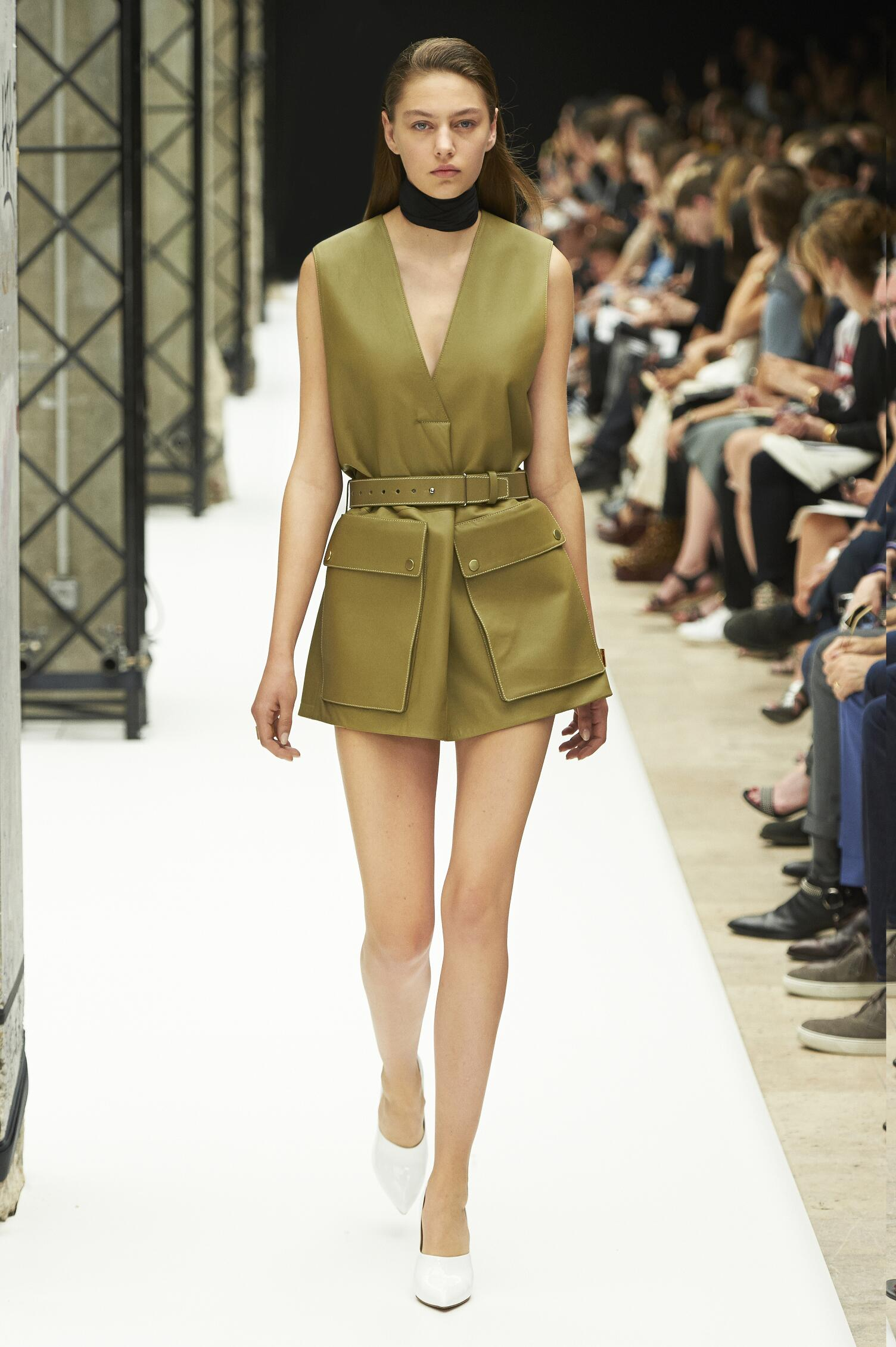 Acne Studios Summer 2015 Catwalk