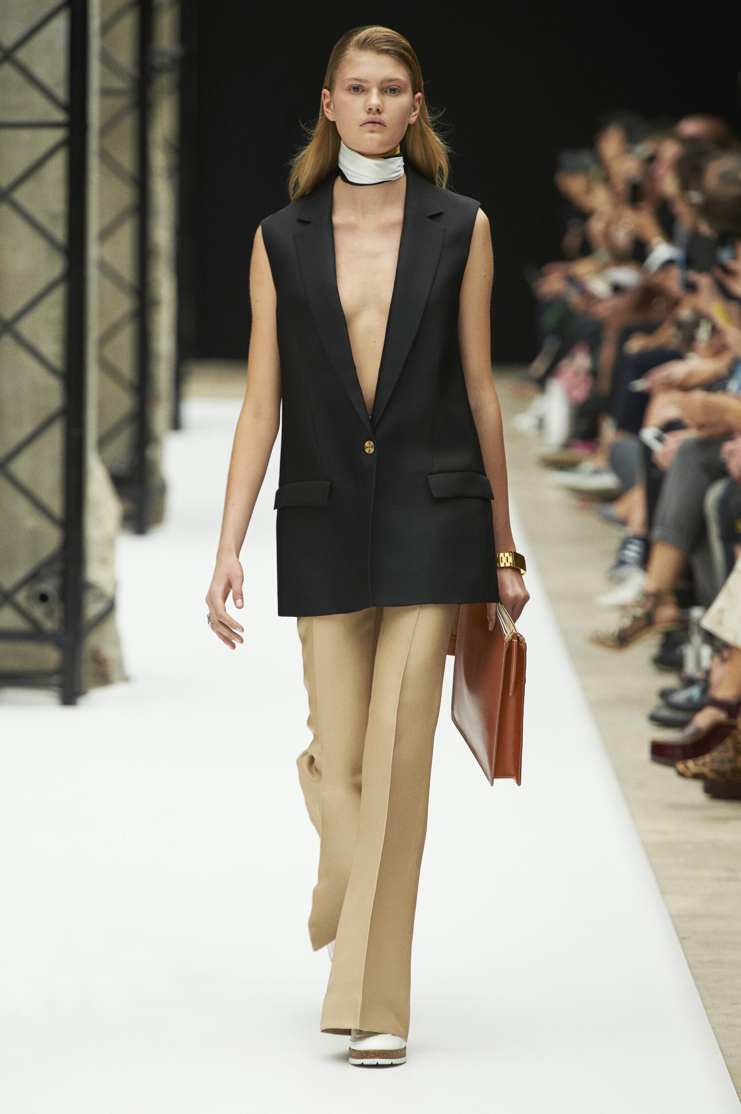 Acne Studios Woman Paris Fashion Week