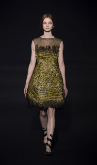 ALBERTA FERRETTI FALL WINTER 2014-15 WOMEN'S COLLECTION – MILANO FASHION WEEK