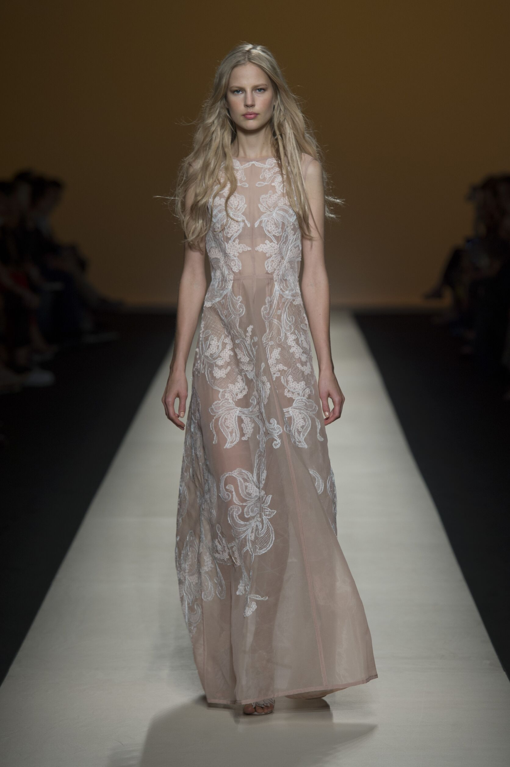 Alberta Ferretti Women's Collection 2015
