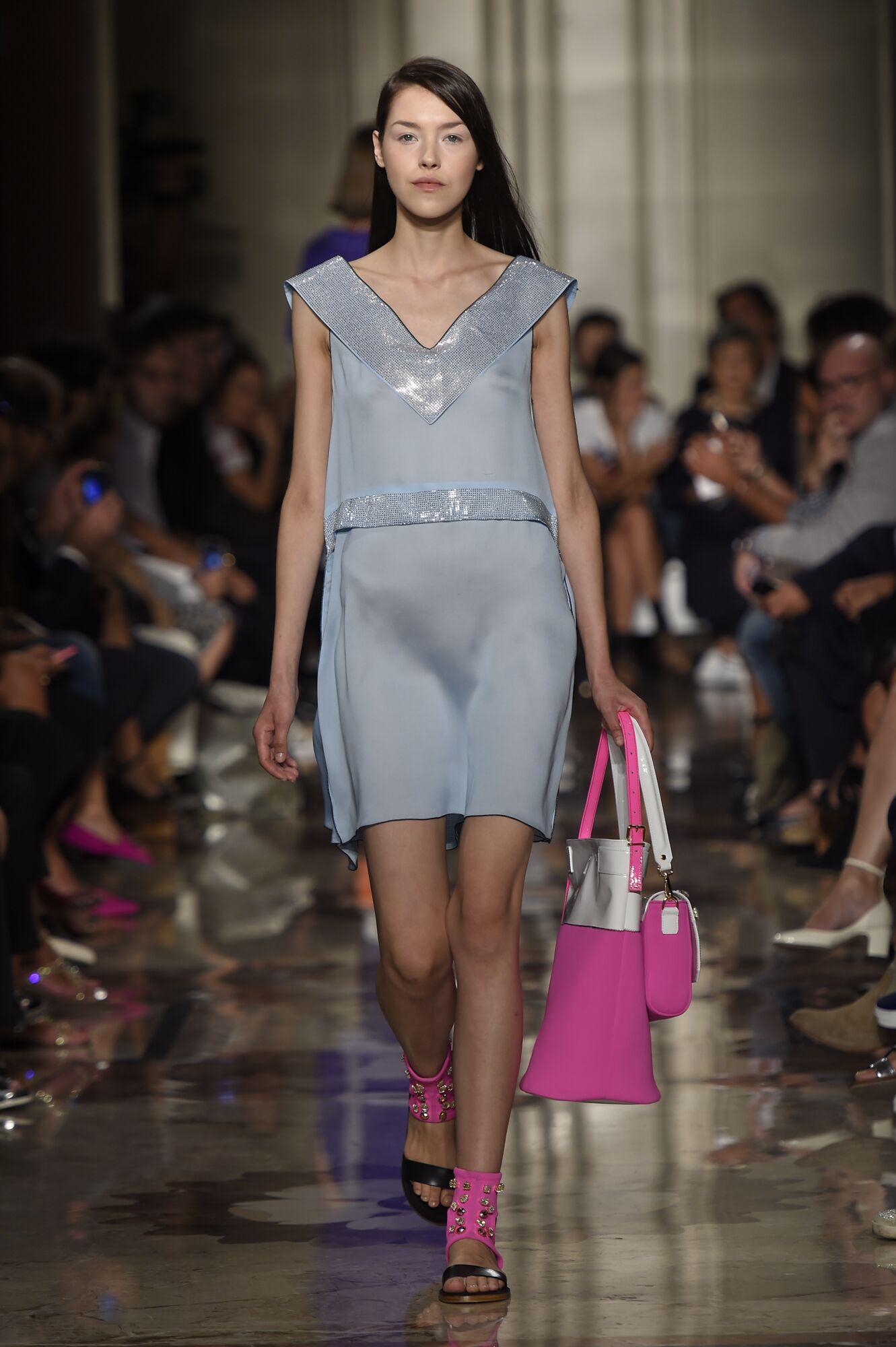Andrea Incontri Catwalk Womenswear