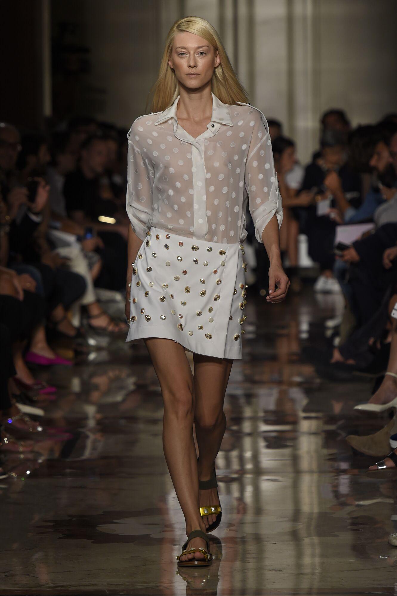 Andrea Incontri Fashion Show Womenswear