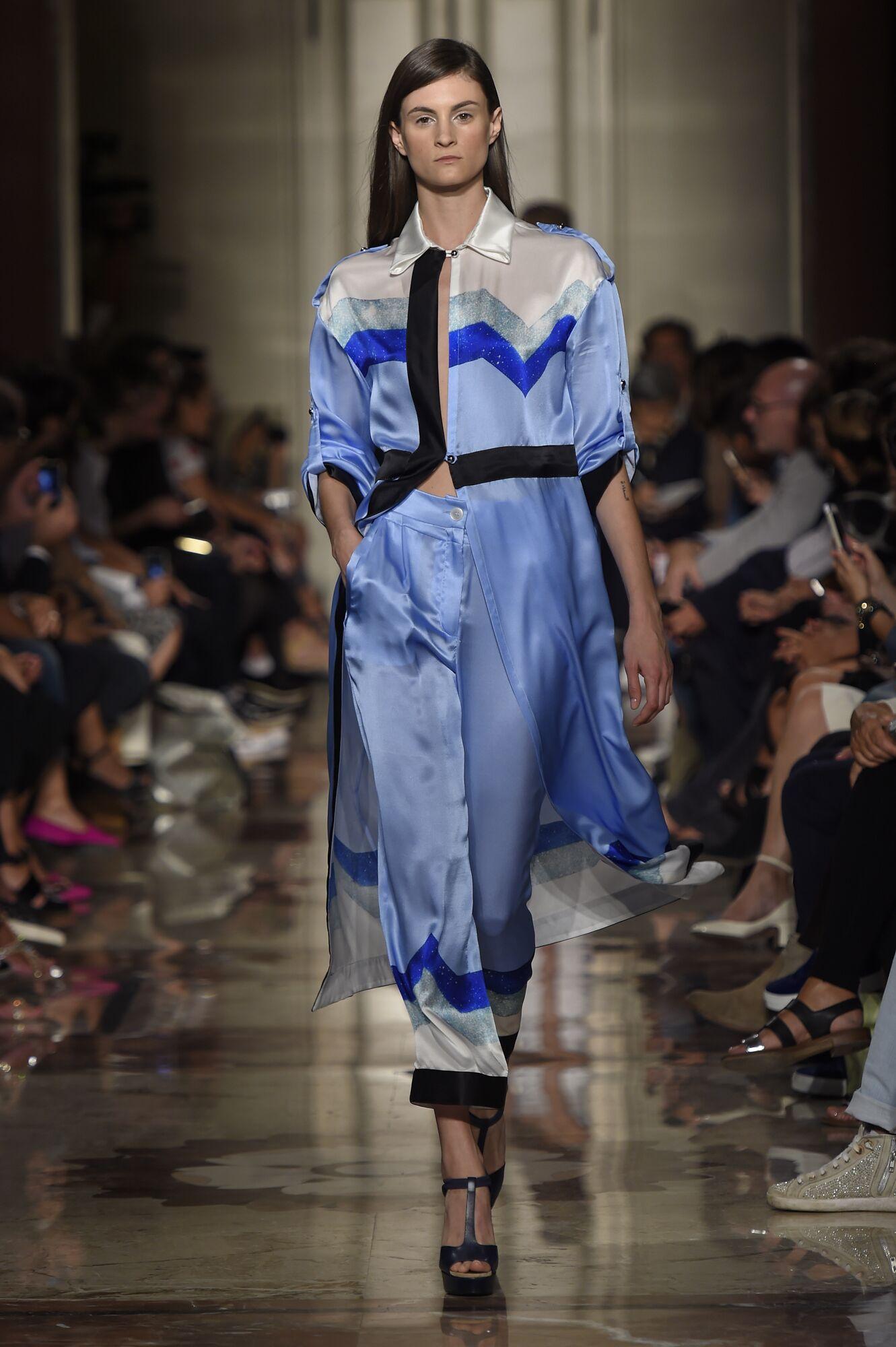 Andrea Incontri Milan Fashion Week Collection