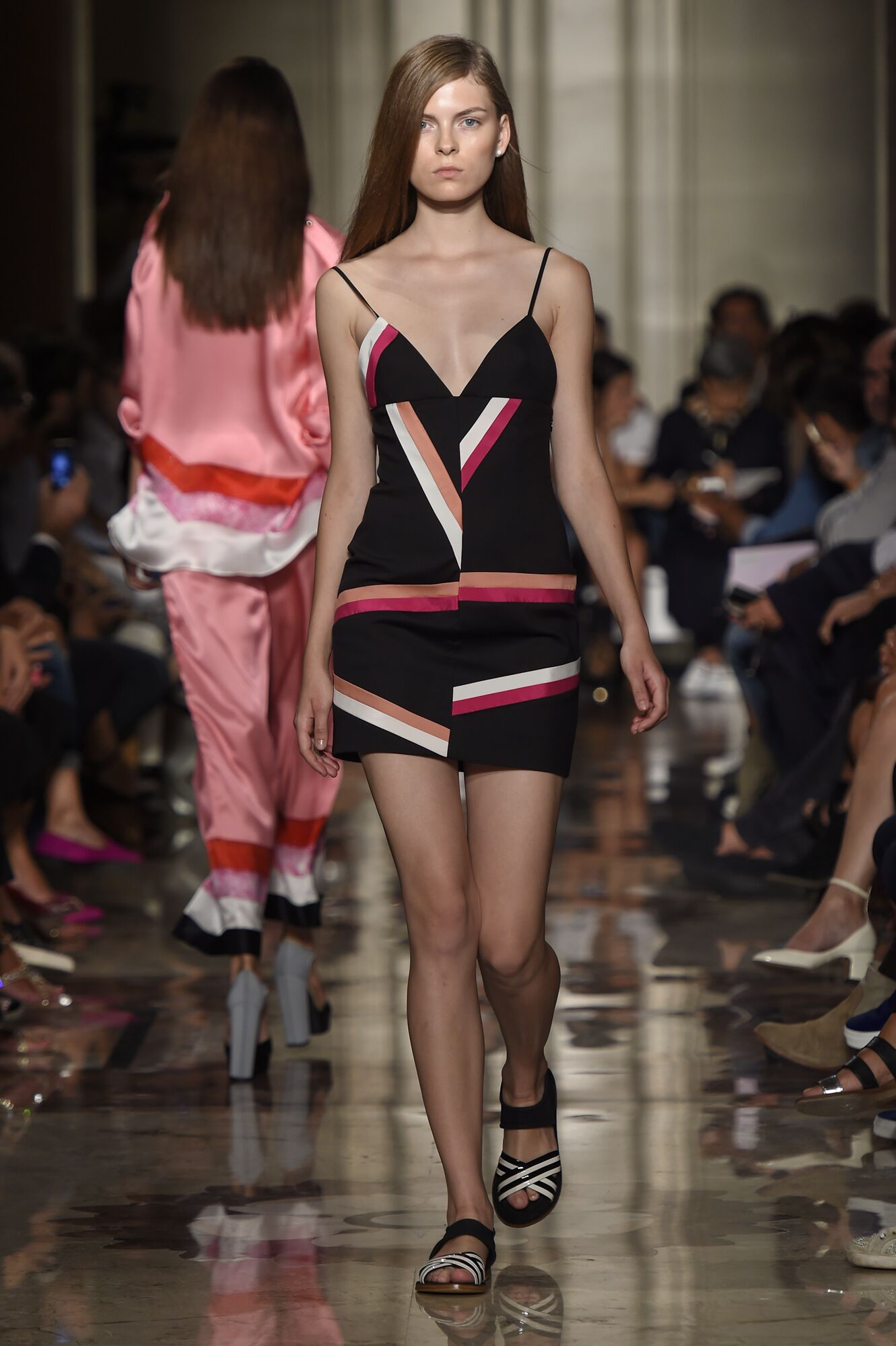 Andrea Incontri Milan Fashion Week Womenswear