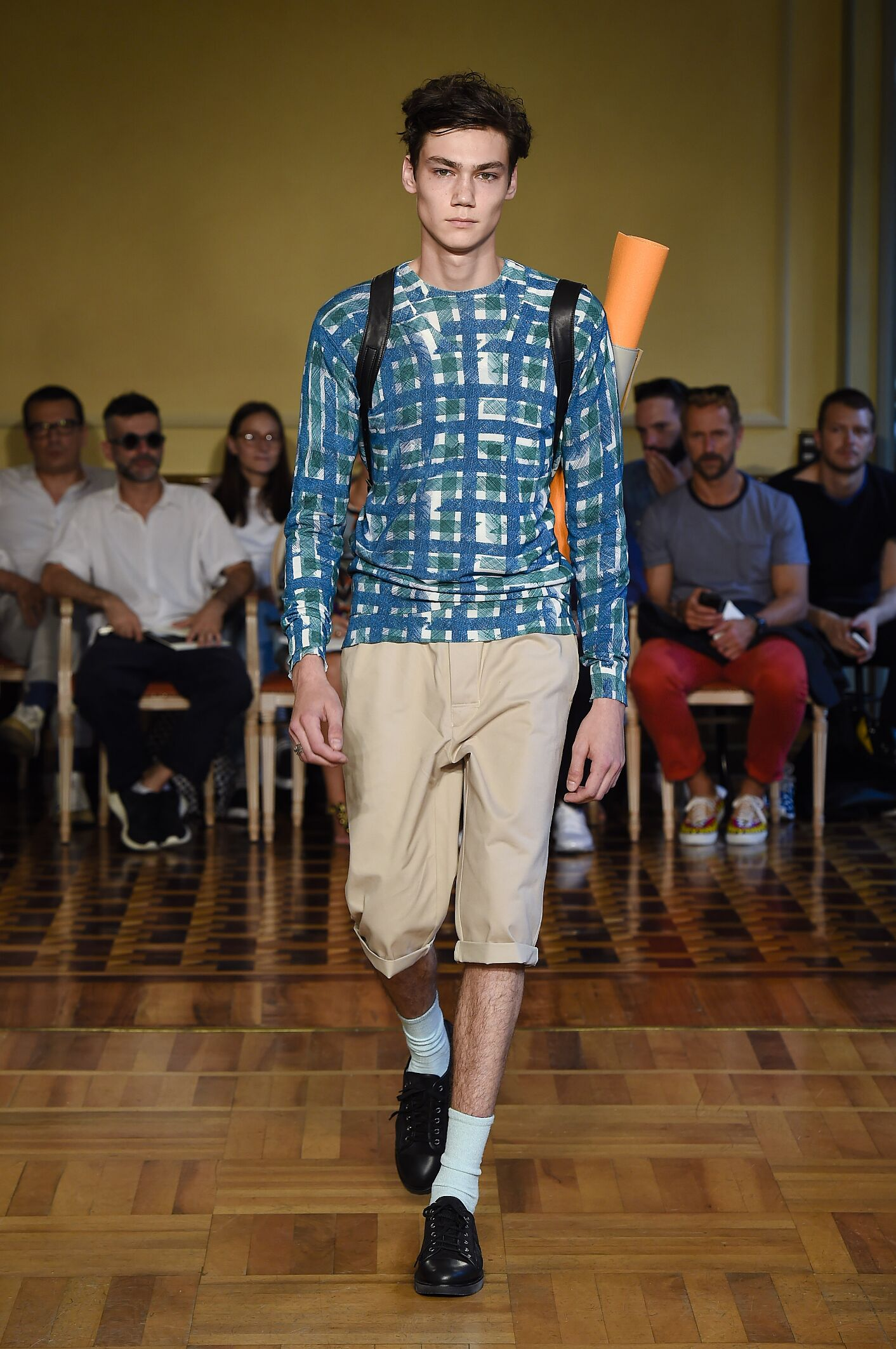 Andrea Incontri Spring Summer 2015 Mens Collection Milan Fashion Week