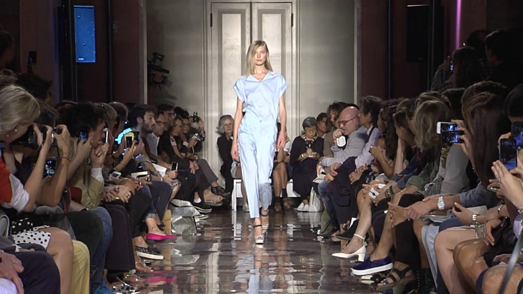 Andrea Incontri Spring Summer 2015 Women's Fashion Show - Milan Fashion Week
