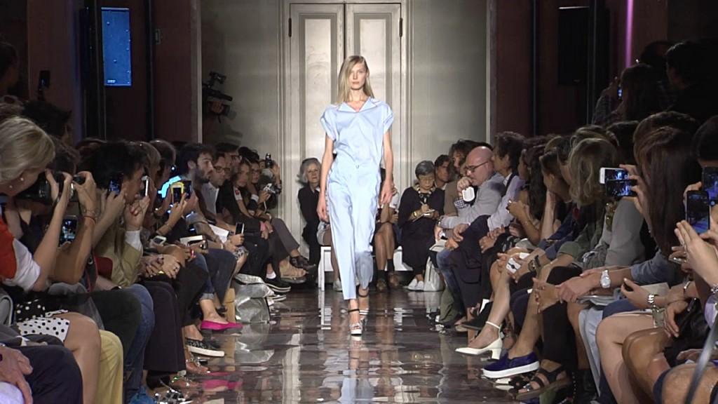 Andrea Incontri Spring Summer 2015 Women's Fashion Show - Milan Fashion Week