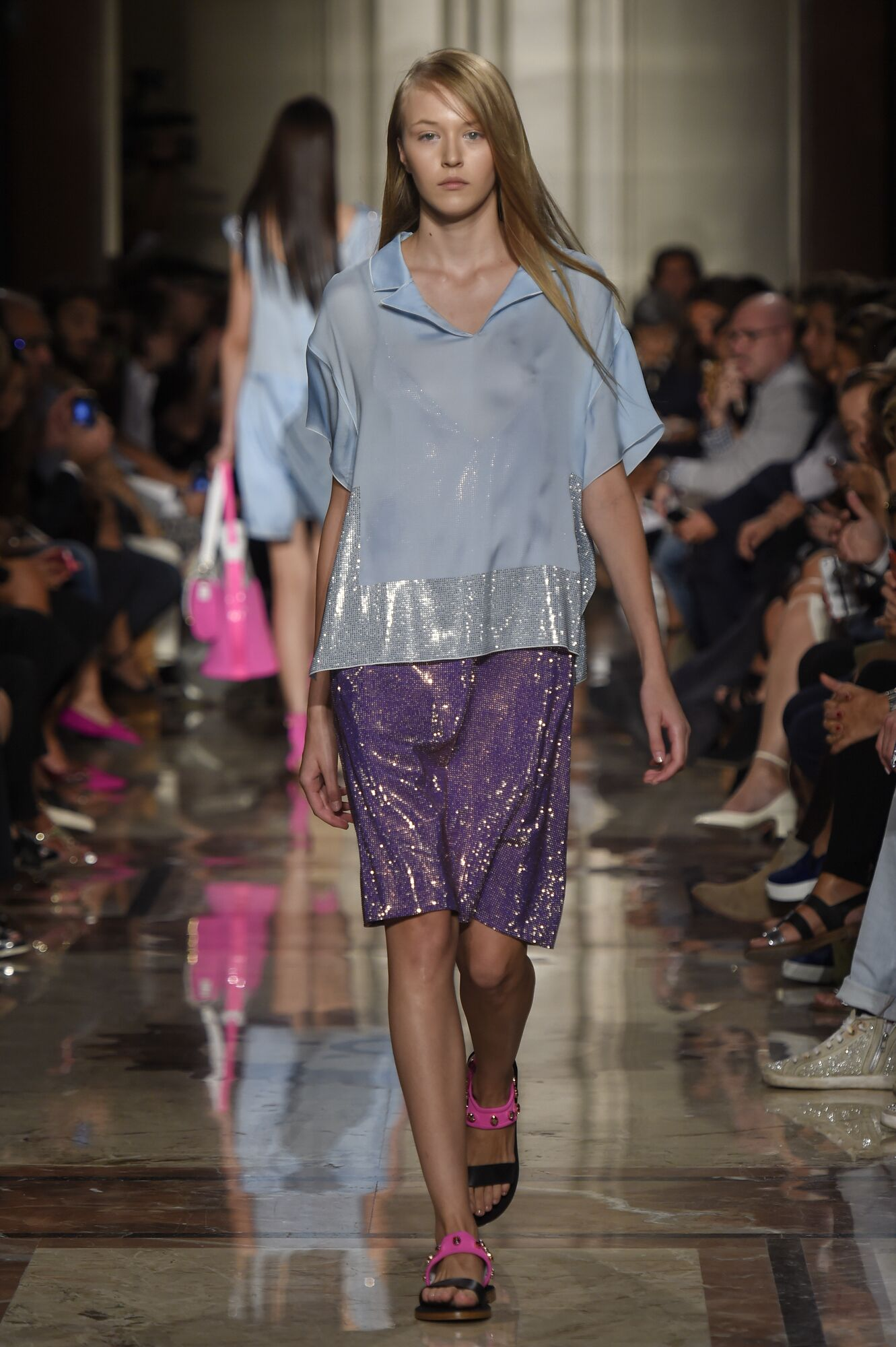 Andrea Incontri Spring Summer 2015 Womens Collection Milan Fashion Week