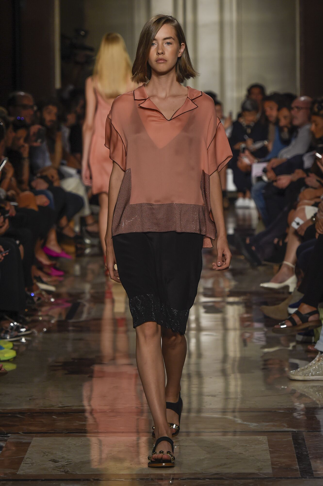 Andrea Incontri Spring Summer 2015 Womenswear