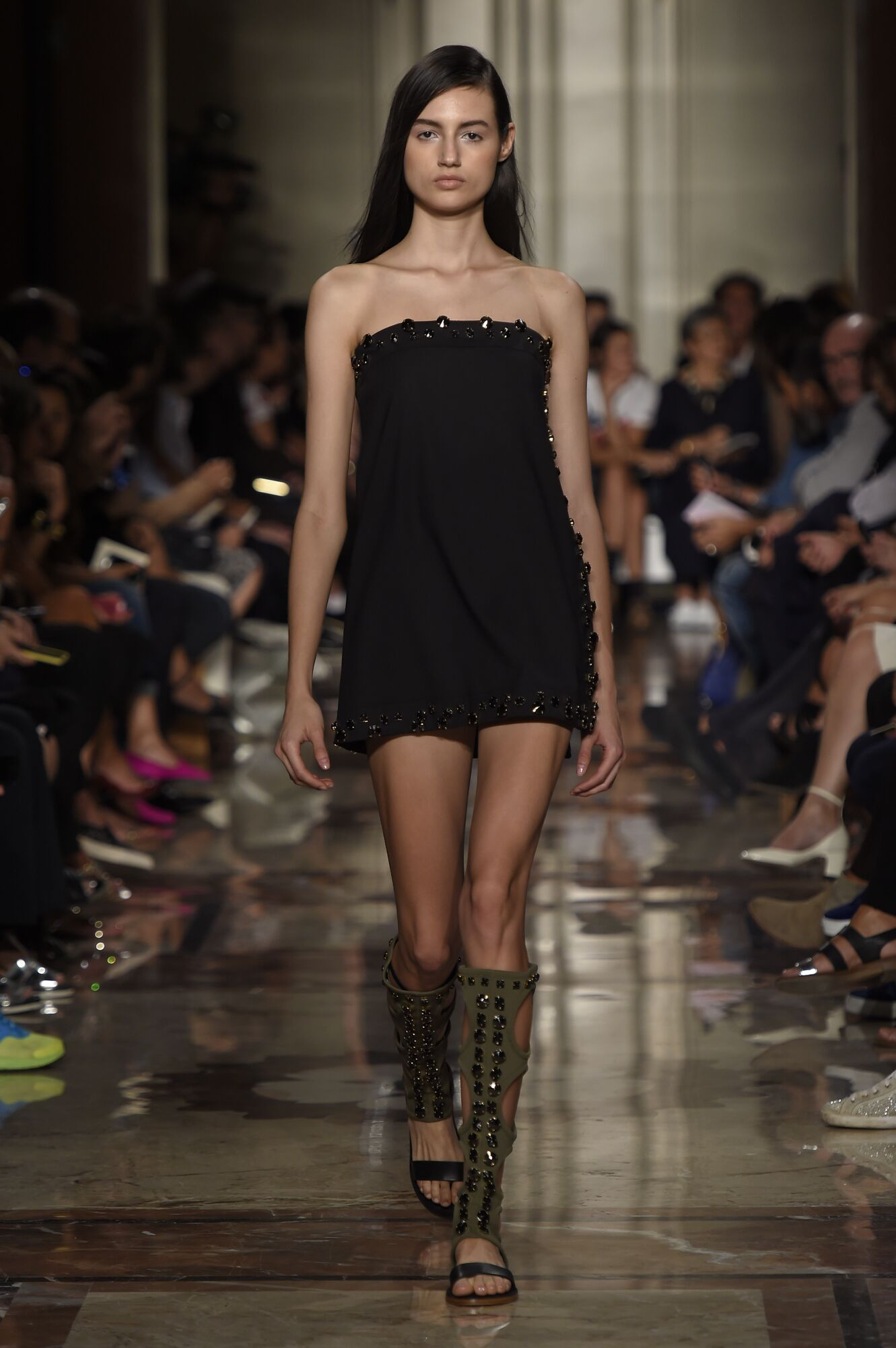 Andrea Incontri Summer 2015 Catwalk Womenswear