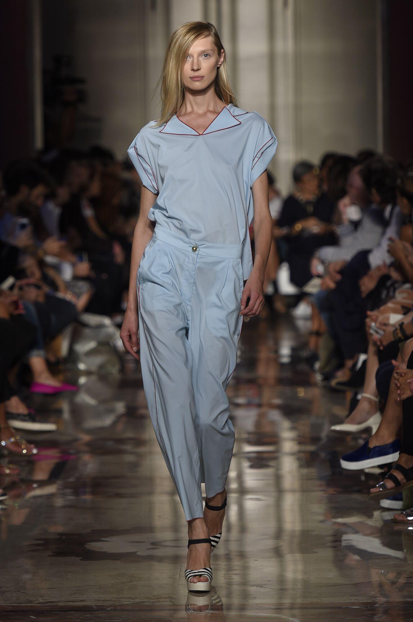 Andrea Incontri Woman Milan Fashion Week