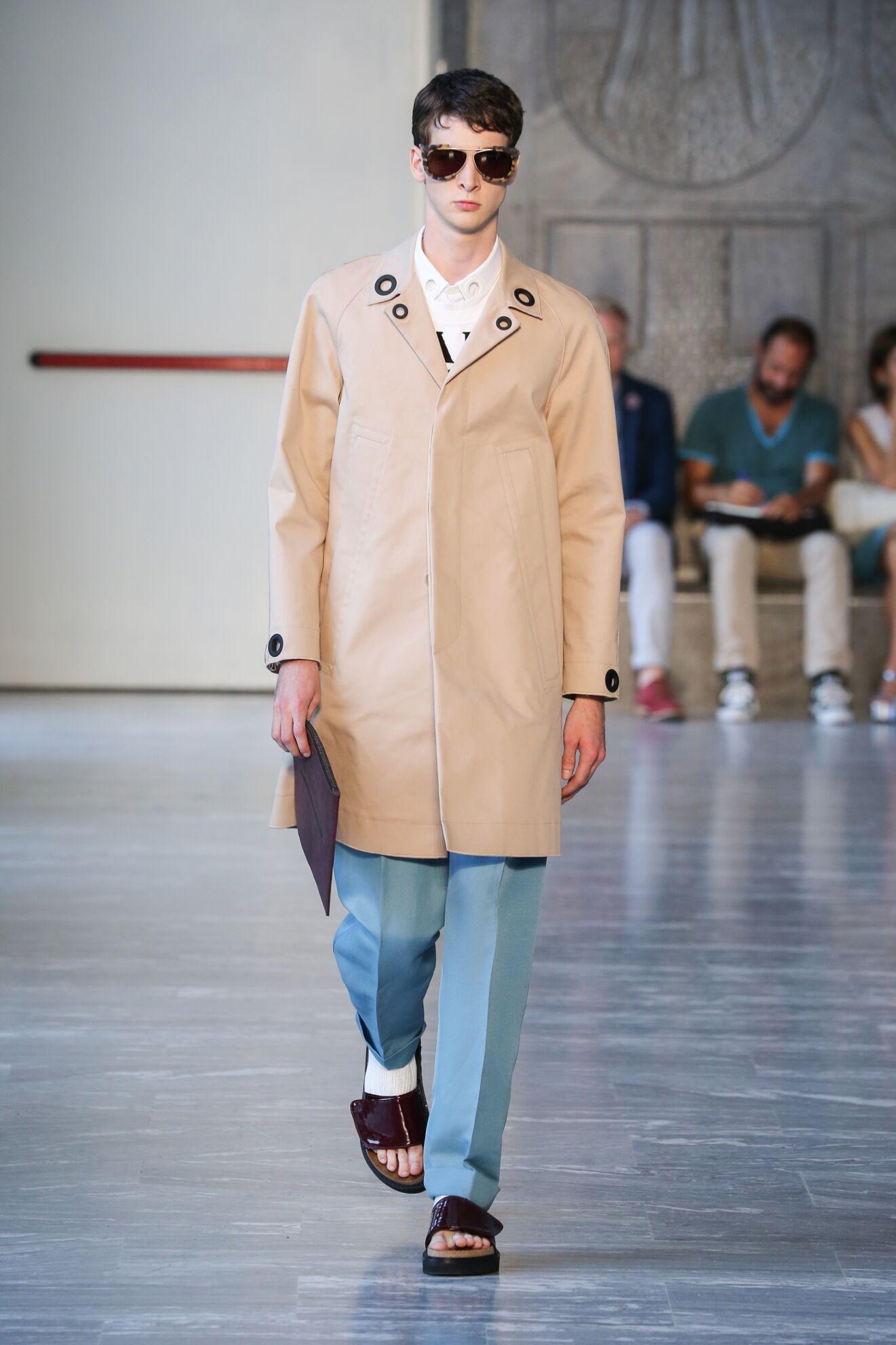 Andrea Pompilio Fashion Show
