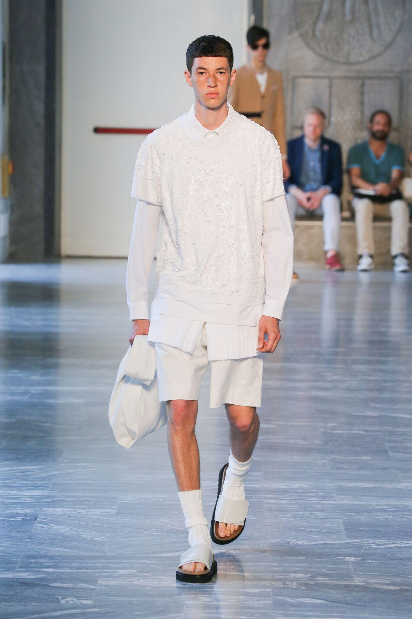 Andrea Pompilio Men's Collection 2015