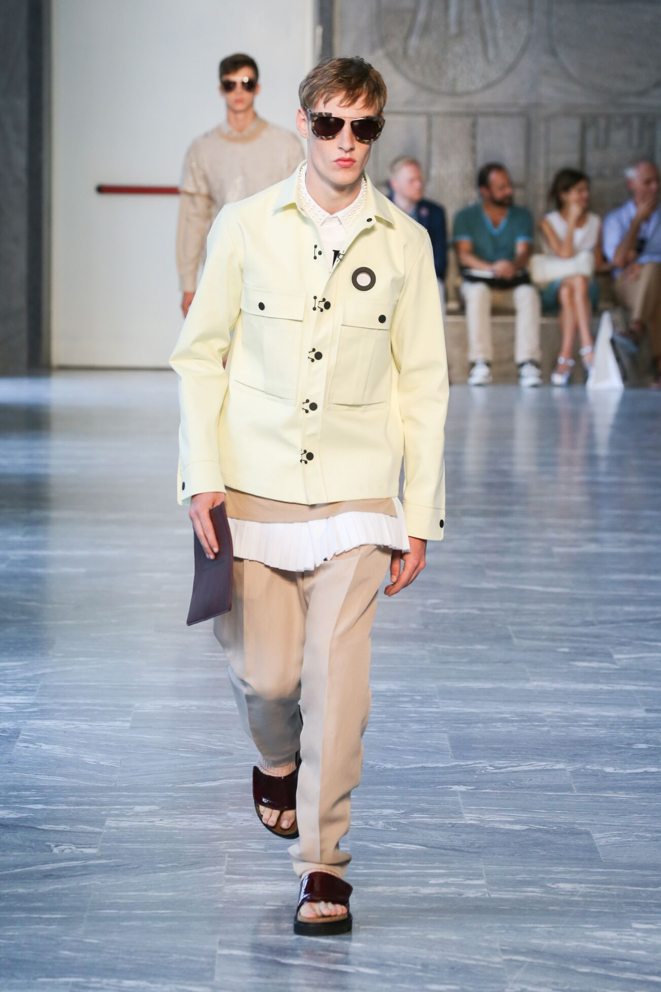 Andrea Pompilio Spring Summer 2015 Mens Collection Milan Fashion Week