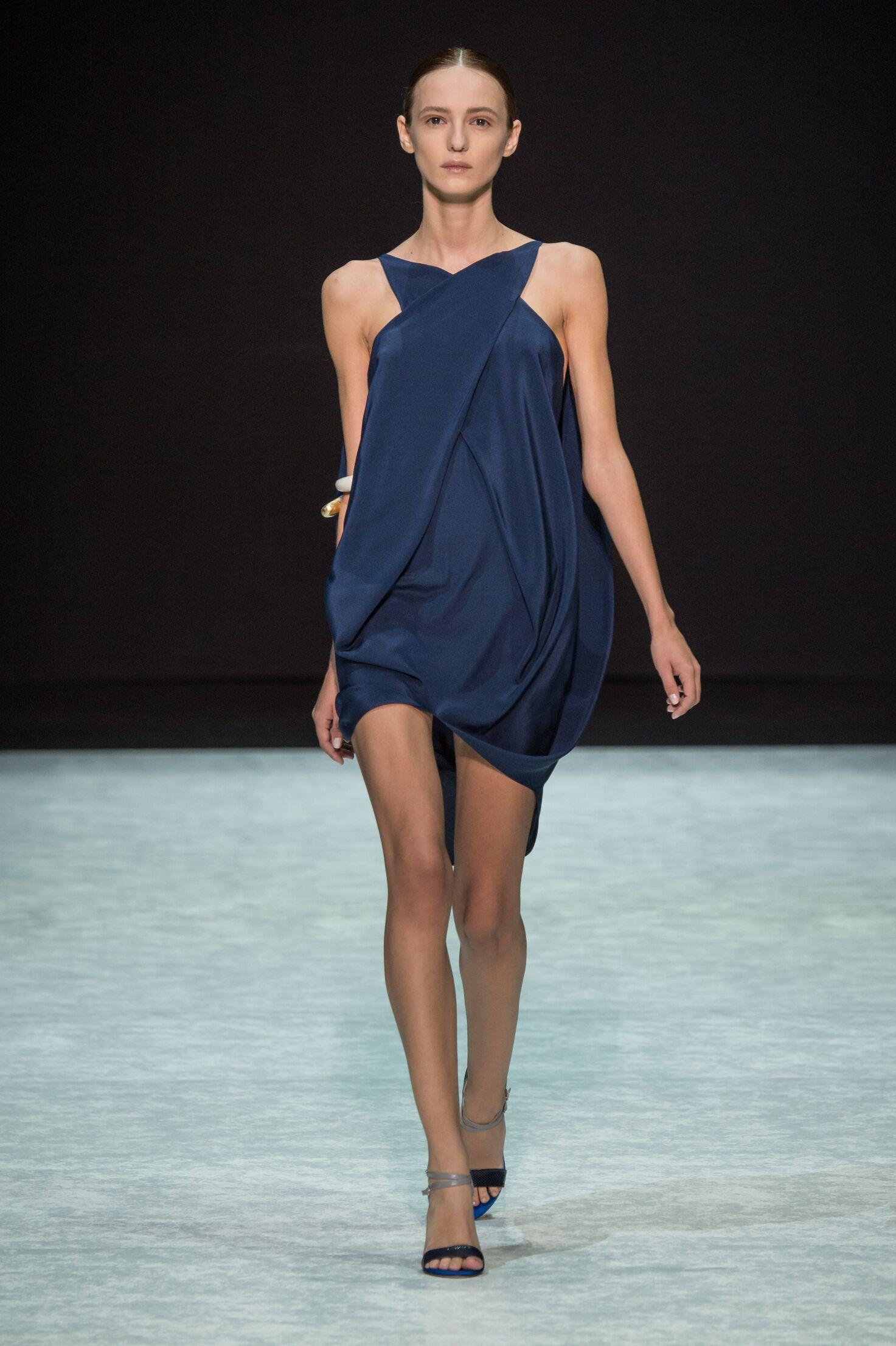Angelos Bratis Milan Fashion Week