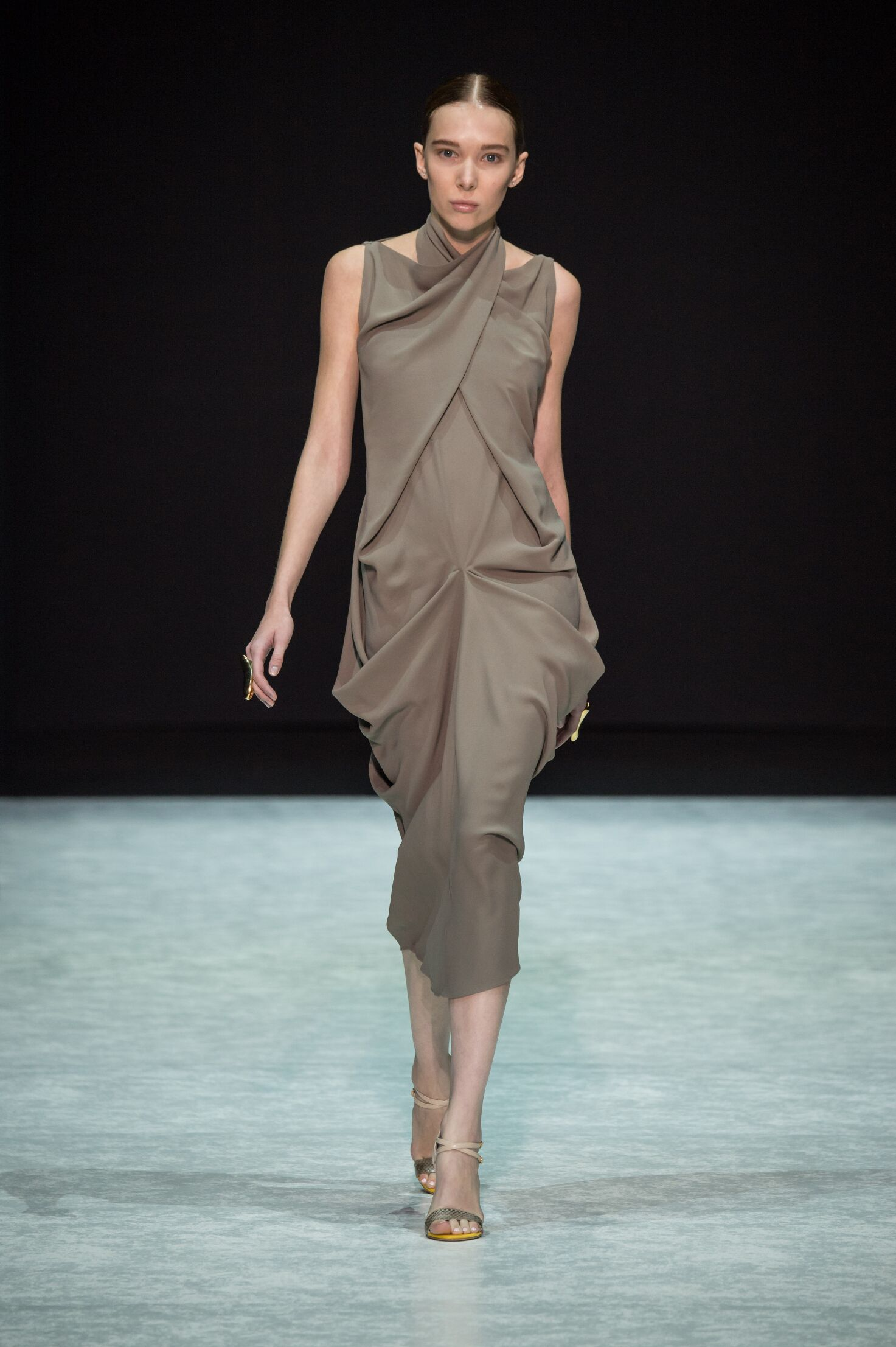 Angelos Bratis SS 2015 Womenswear