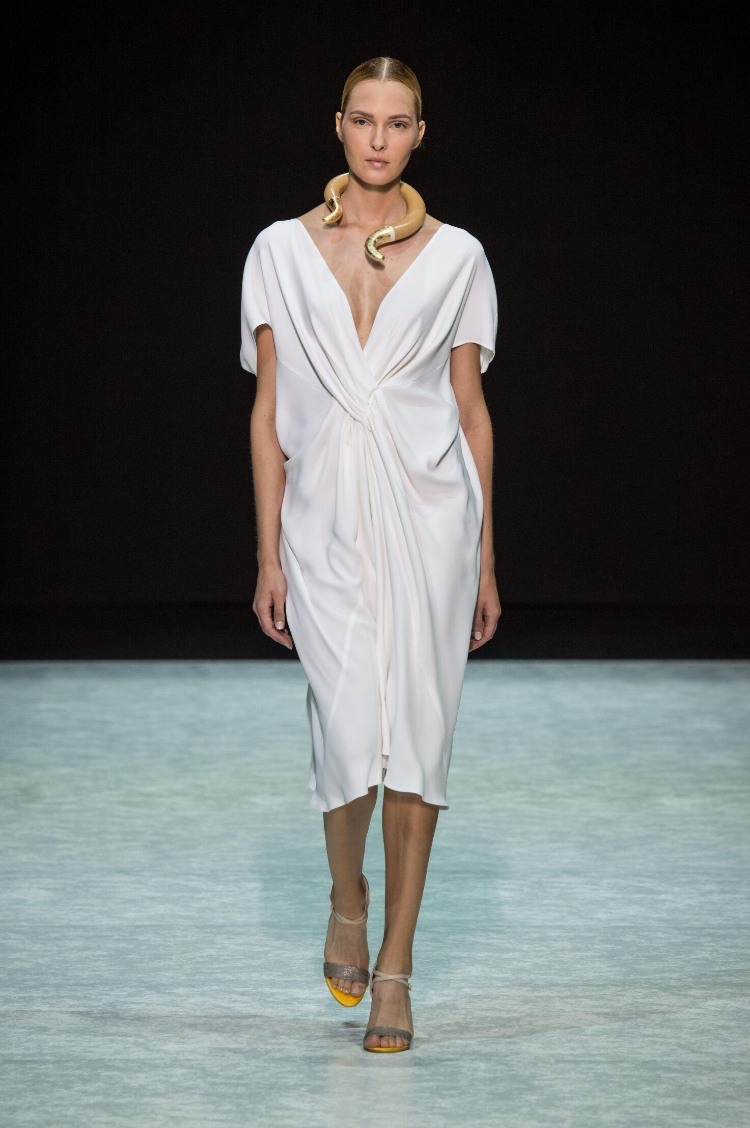 Angelos Bratis Spring Summer 2015 Womens Collection Milan Fashion Week