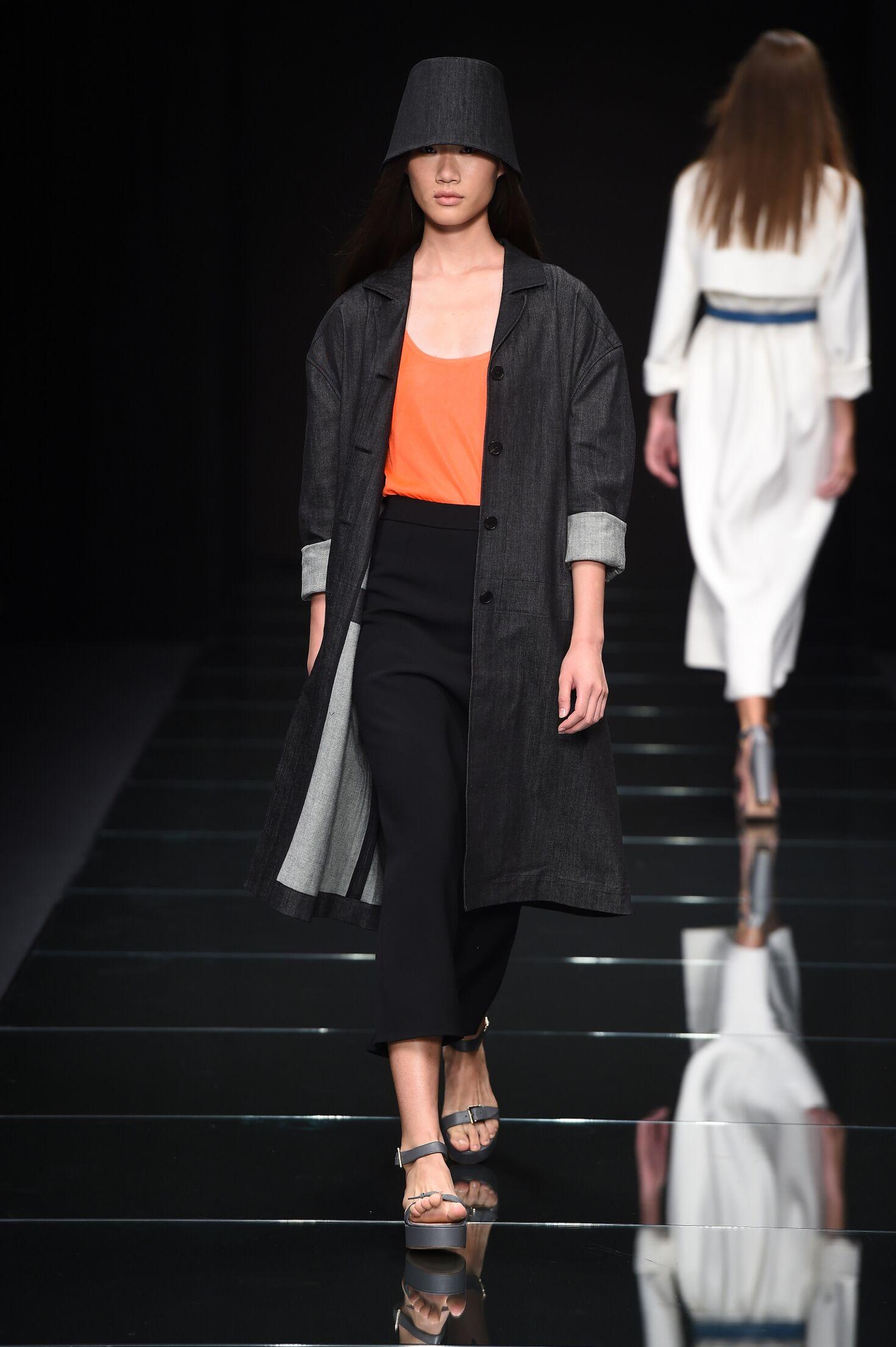 Anteprima Fashion Show