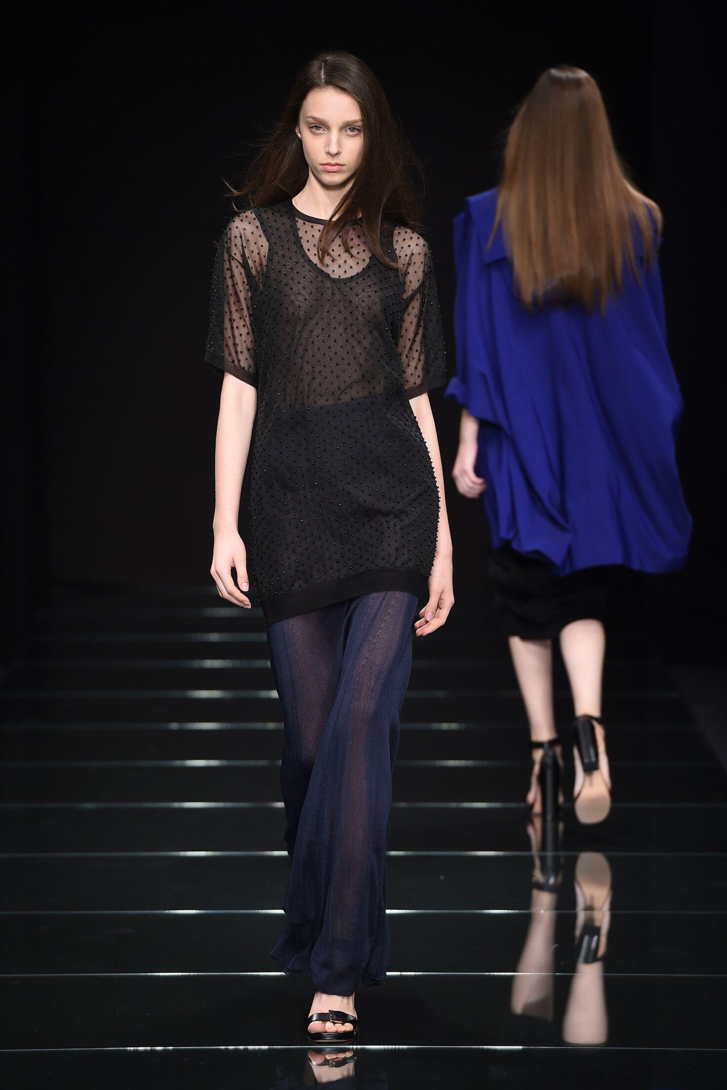 Anteprima Spring Summer 2015 Womens Collection Milan Fashion Week