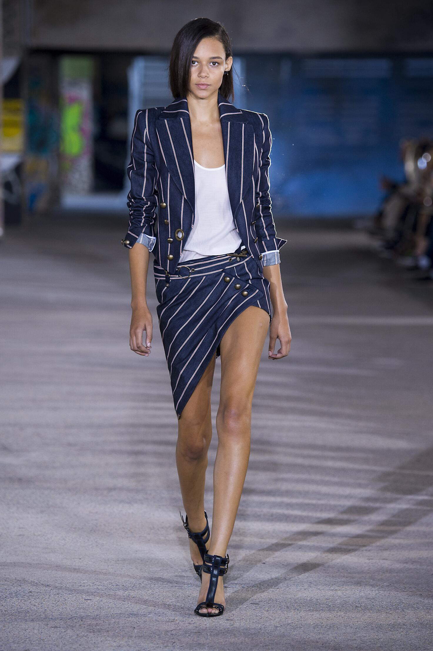 Anthony Vaccarello Woman 2015