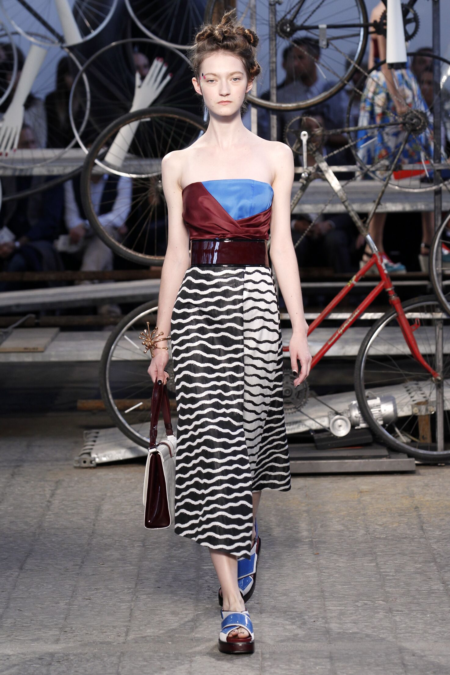 Antonio Marras 2015 Womenswear