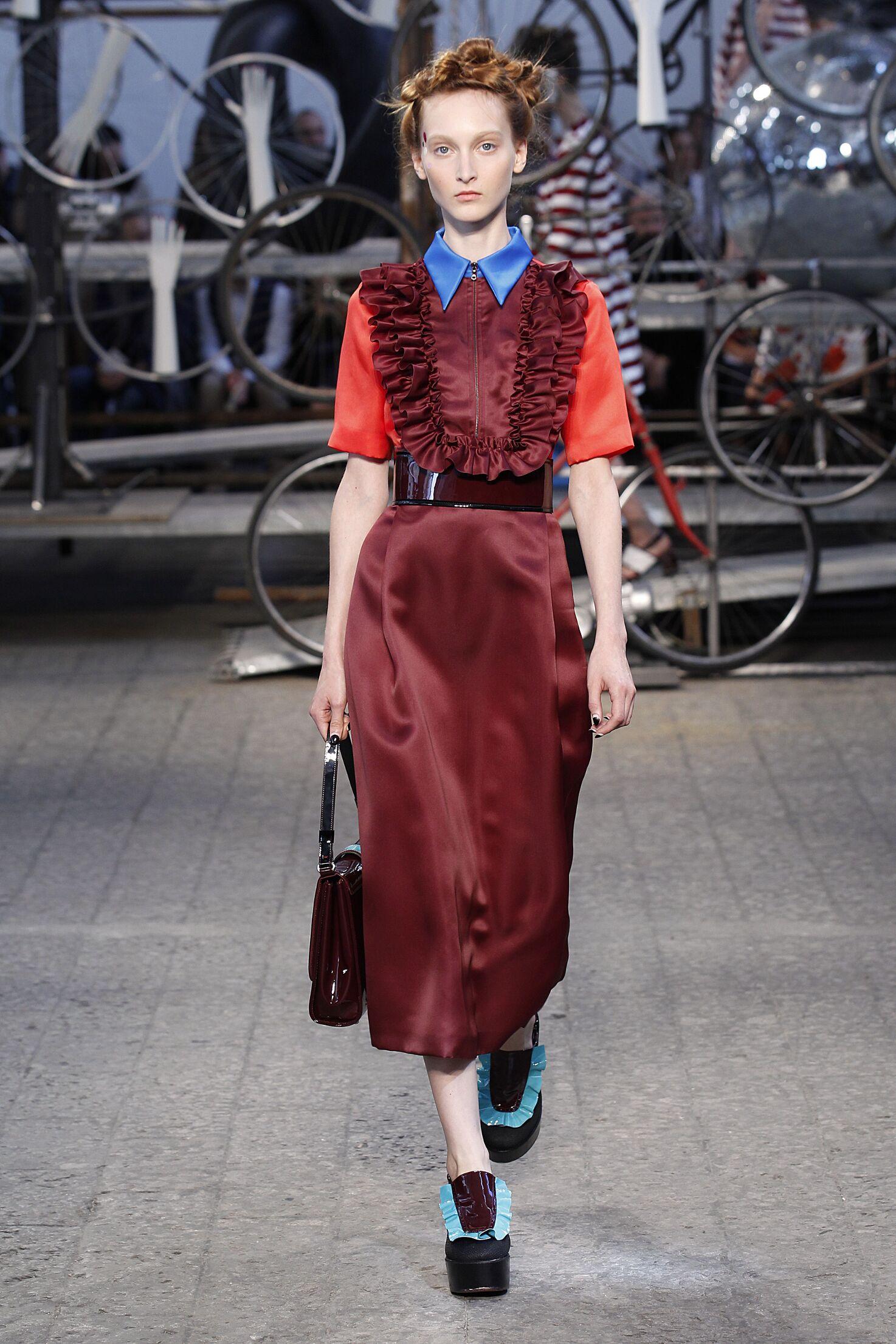 Antonio Marras Catwalk Womenswear