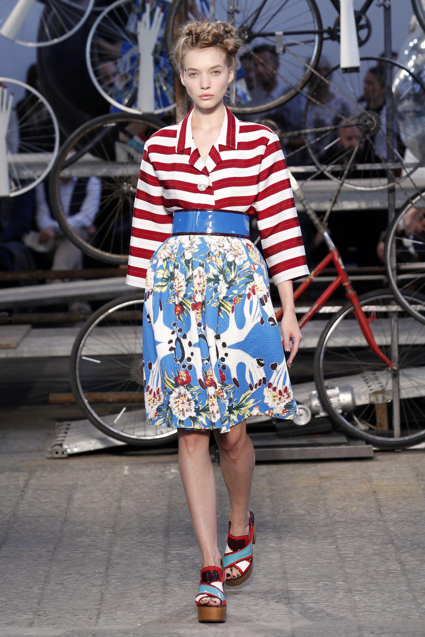 Antonio Marras Summer 2015 Catwalk Womanswear
