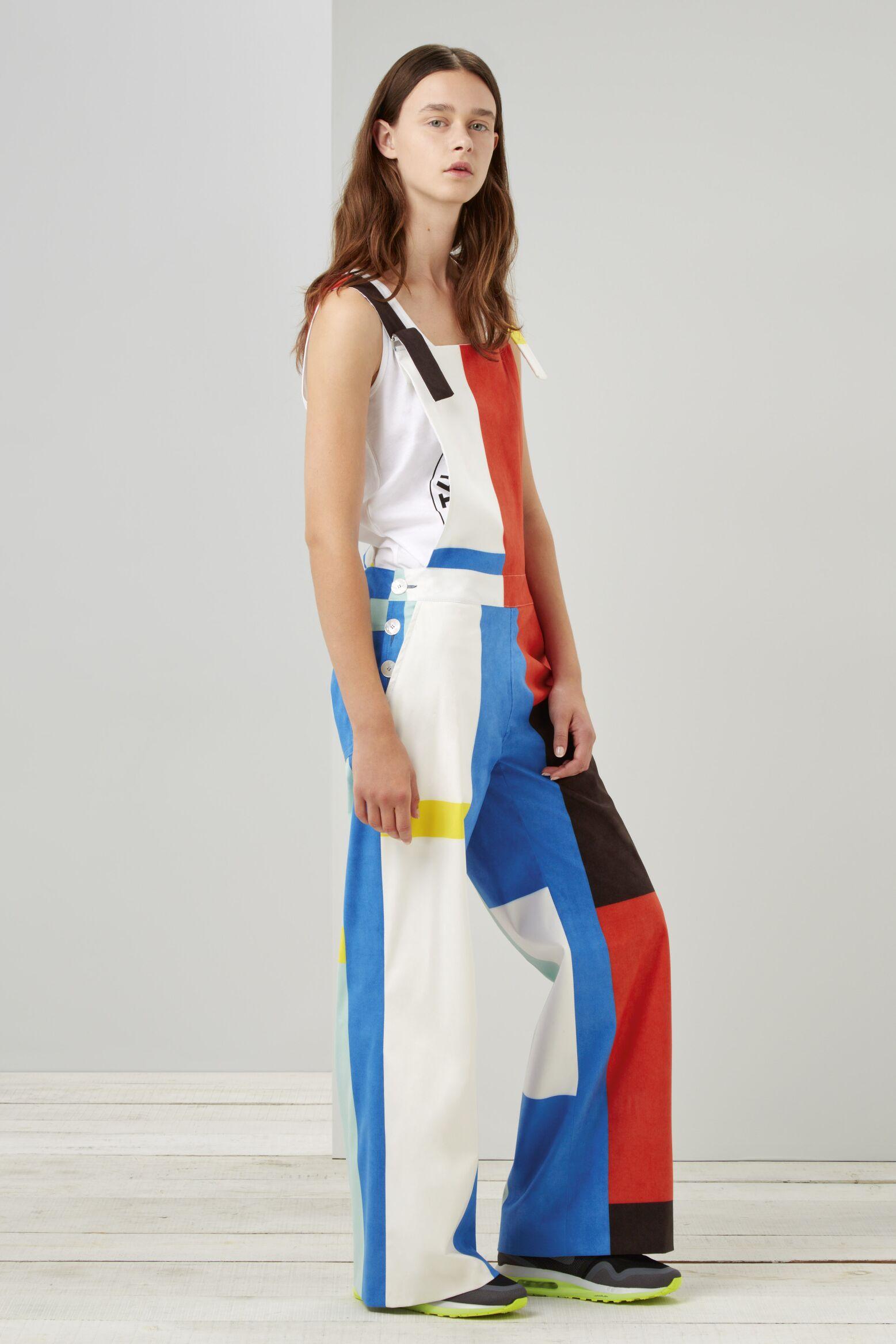 Arthur Arbesser Milan Fashion Week Womenswear