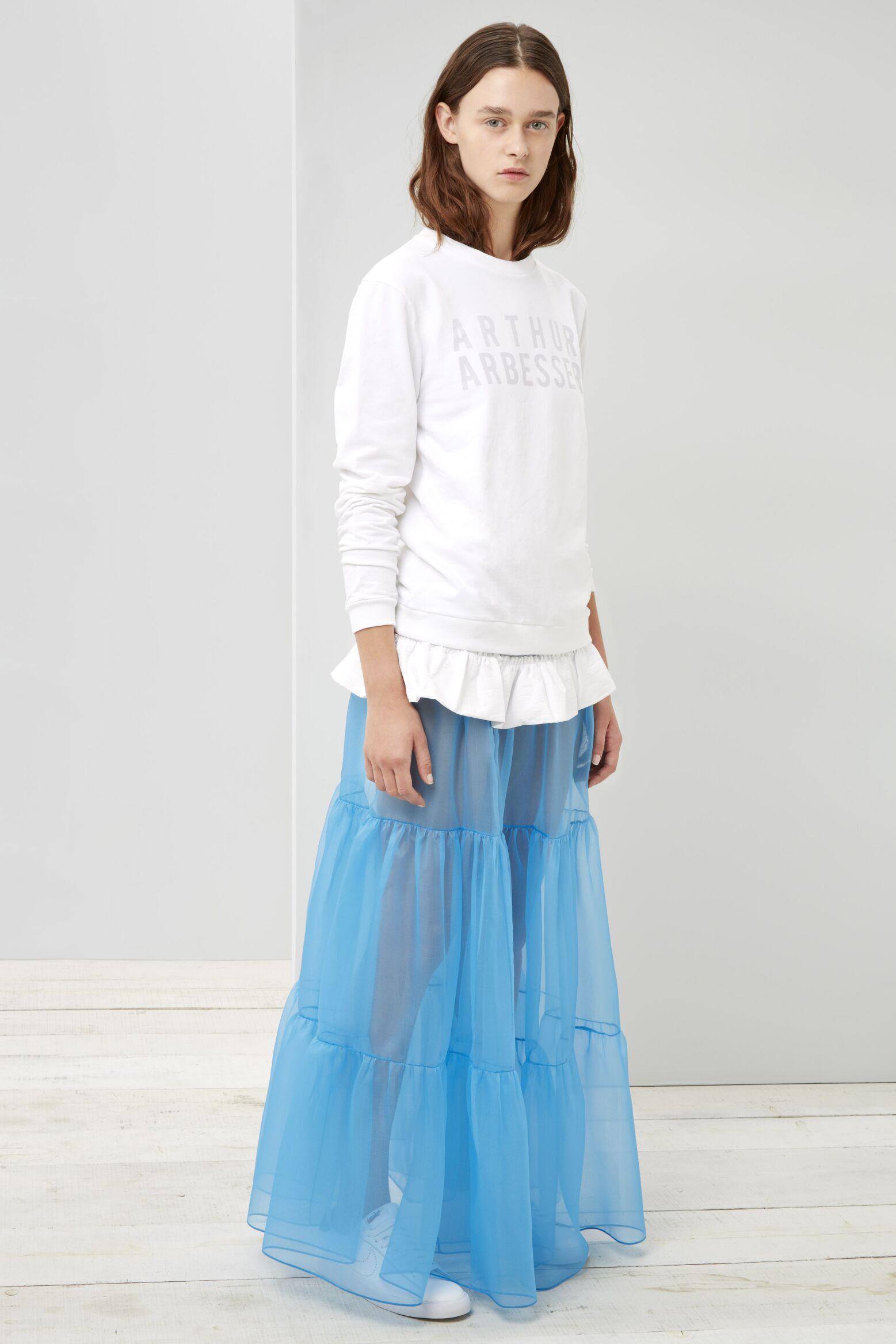 Arthur Arbesser Woman Milan Fashion Week