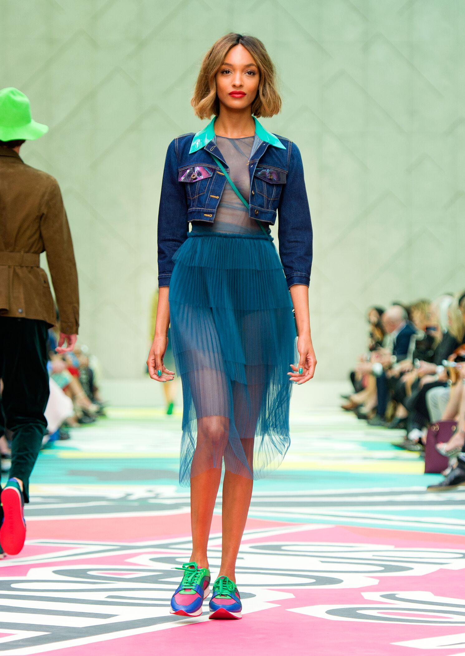 Burberry Prorsum London Fashion Week