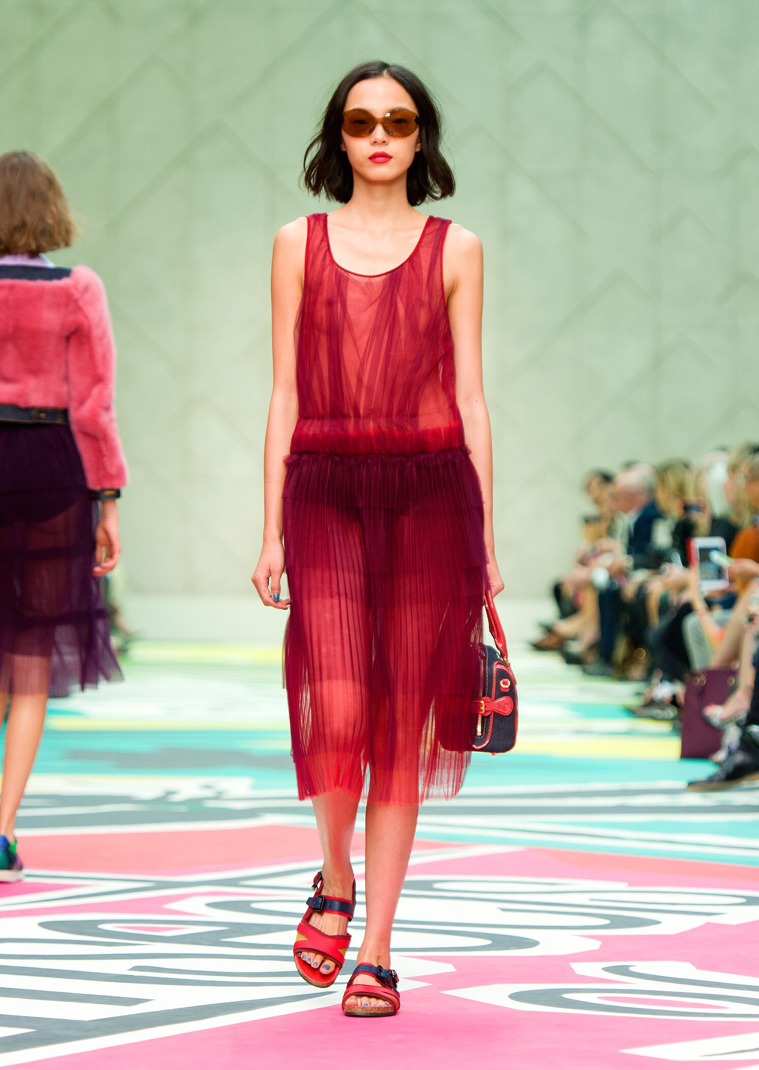 Burberry Fashion Show Spring Summer 2015 Live Burberry Prorsum Spring Summer