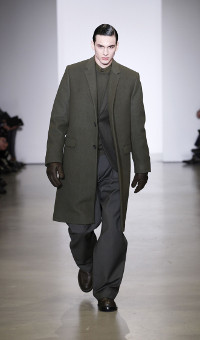 CALVIN KLEIN COLLECTION MEN'S FALL 2014 – MILANO FASHION WEEK