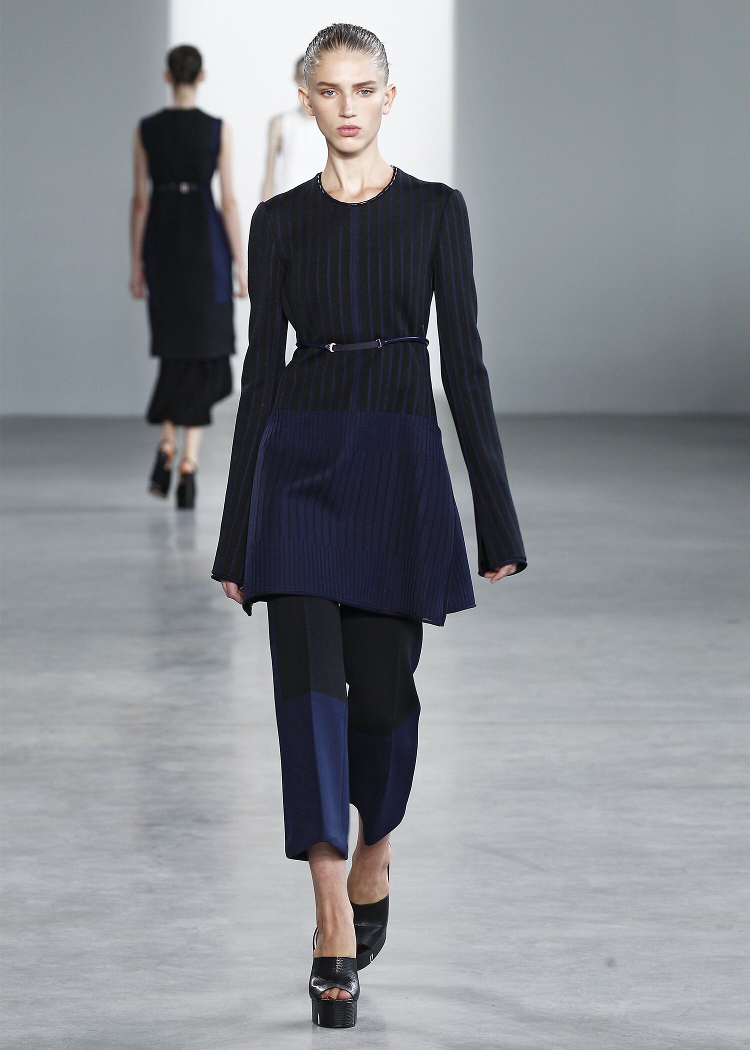 Calvin Klein Collection New York Fashion Week Womenswear