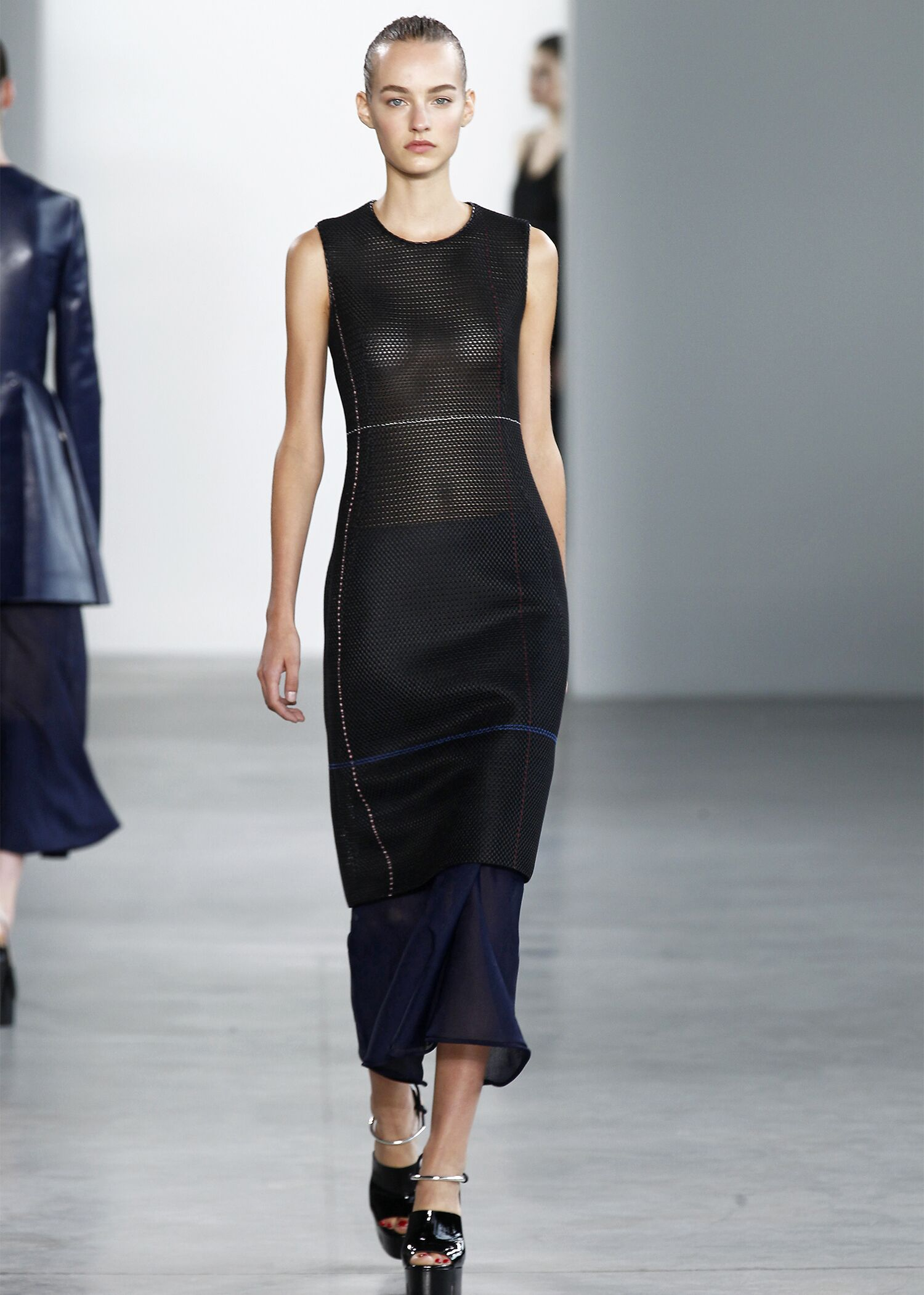 Calvin Klein Collection Spring 2015 Womenswear New York Fashion Week