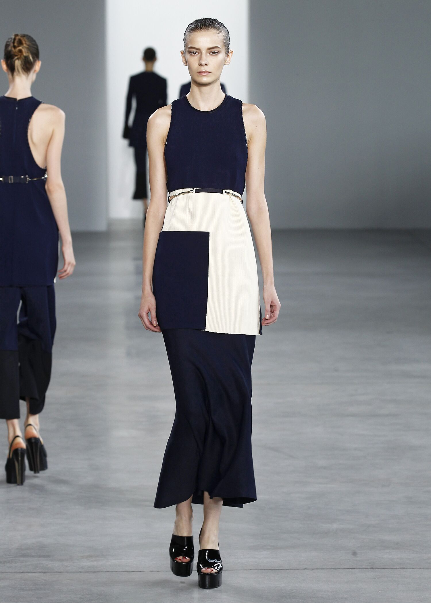 Calvin Klein Collection Woman 2015