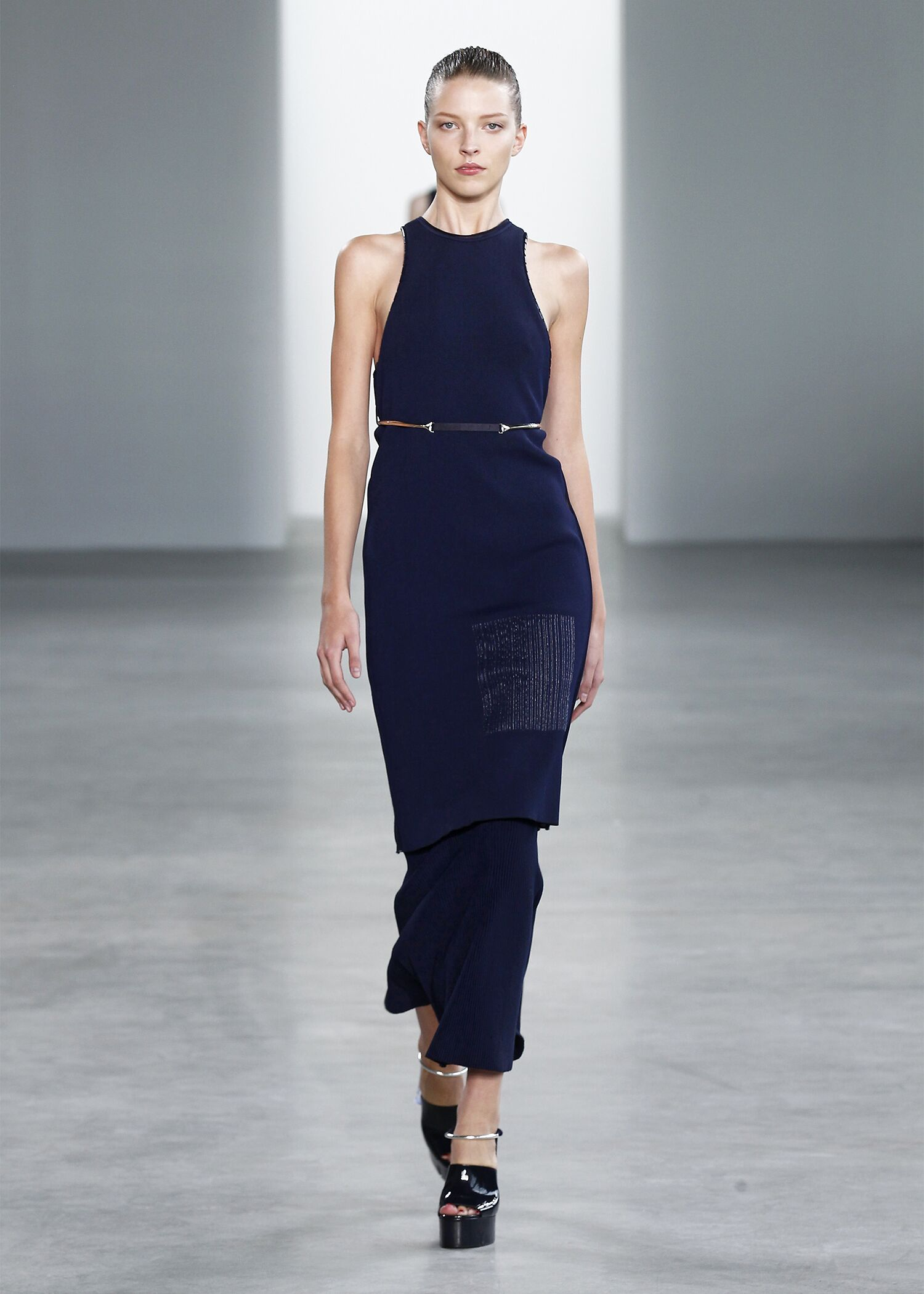CALVIN KLEIN COLLECTION SPRING 2015 WOMENu0026#39;S COLLECTION | The Skinny Beep