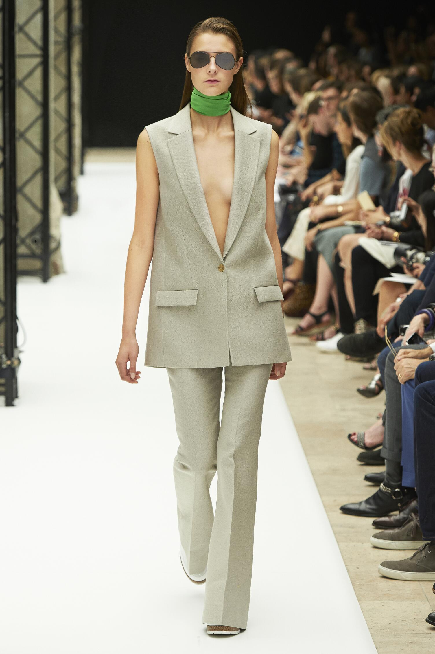 Catwalk Acne Studios Summer 2015