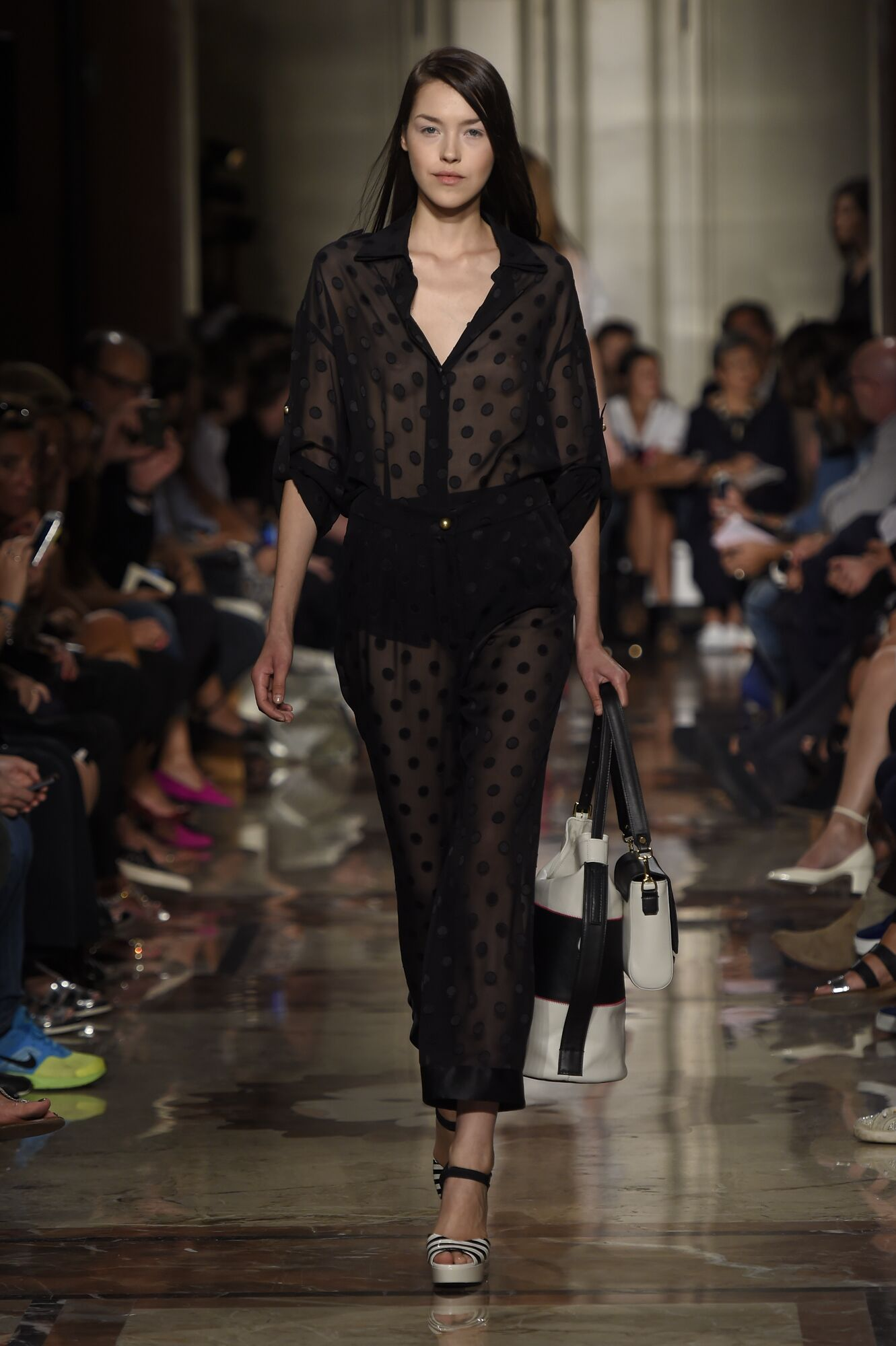 Catwalk Andrea Incontri Summer 2015 Womenswear