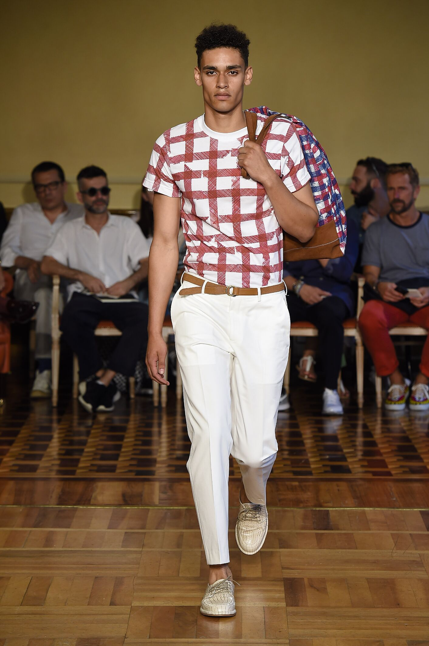 Catwalk Andrea Incontri Summer 2015
