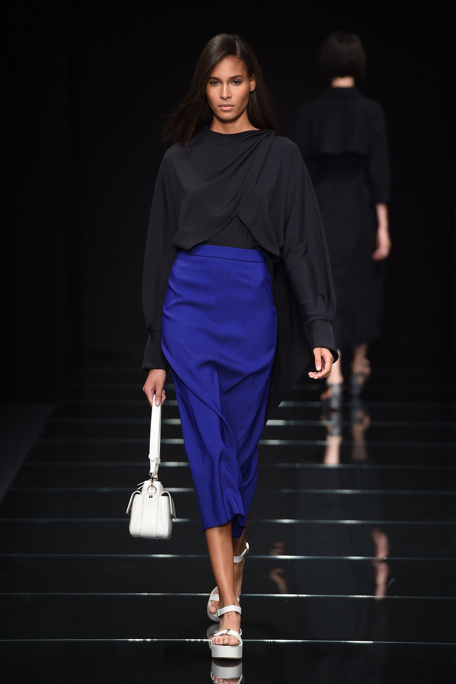 Catwalk Anteprima Woman Fashion Show Summer 2015