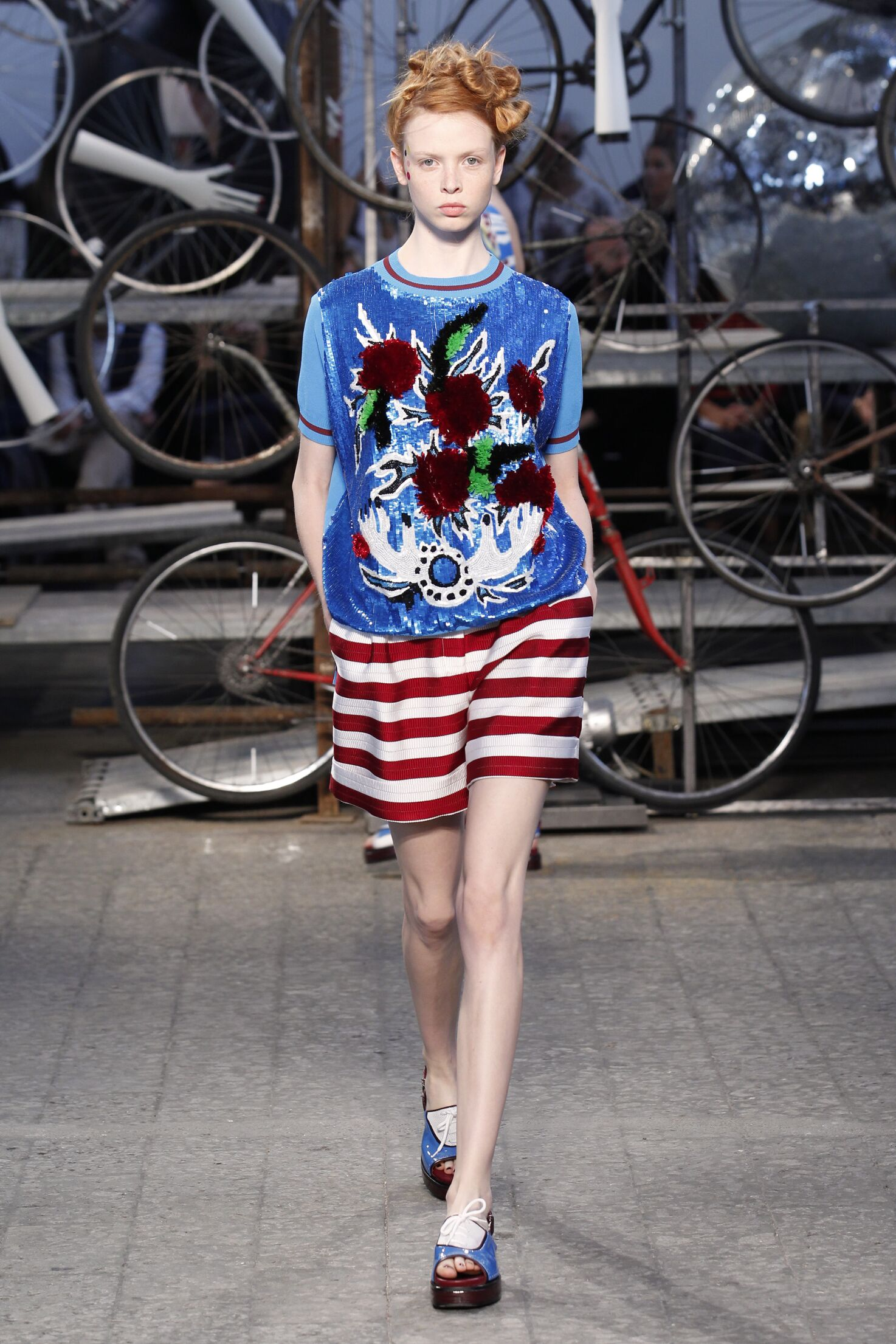 Catwalk Antonio Marras Summer 2015 Womenswear