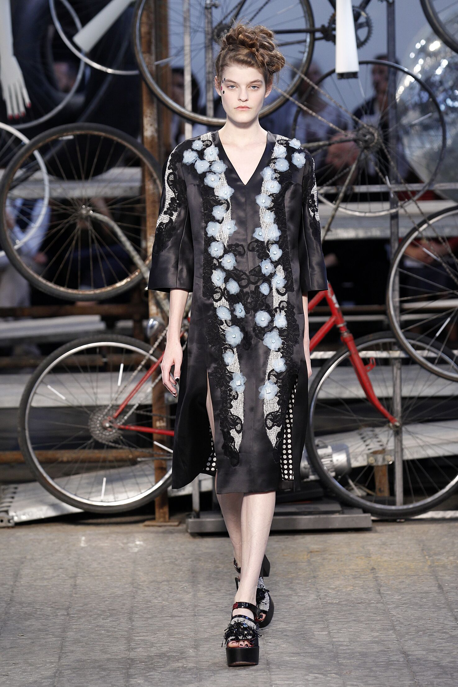 Catwalk Antonio Marras Woman Fashion Show Summer 2015